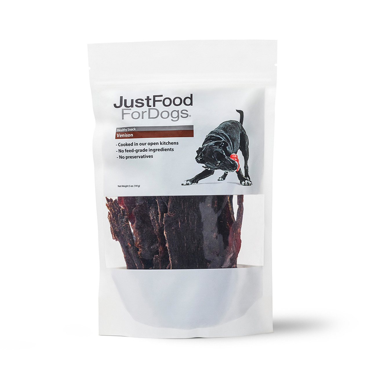JustFoodForDogs Venison Dog Treats