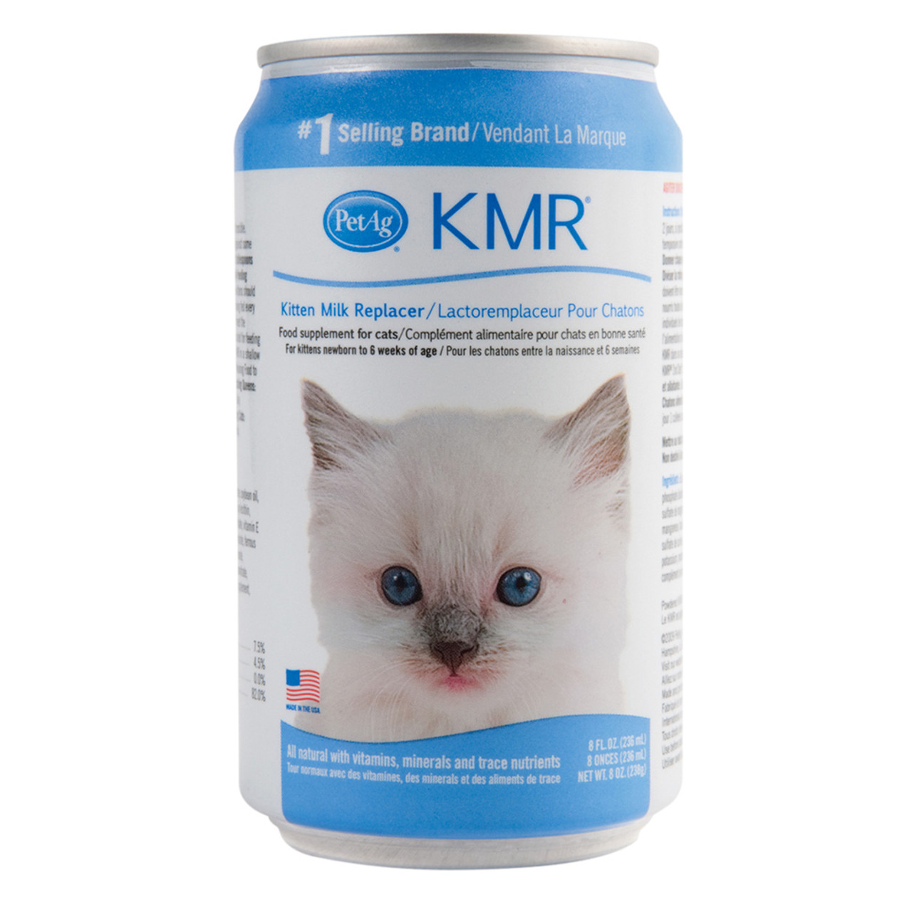 PetAg KMR Kitten Milk Replacer Liquid