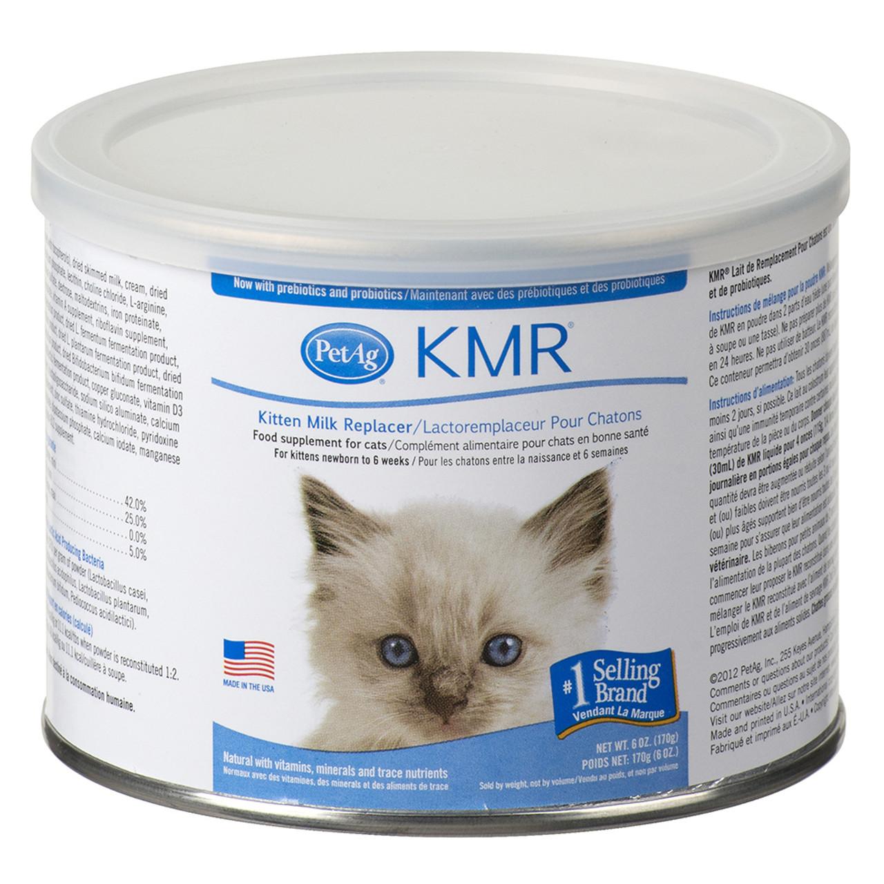 PetAg KMR Kitten Milk Replacer Powder