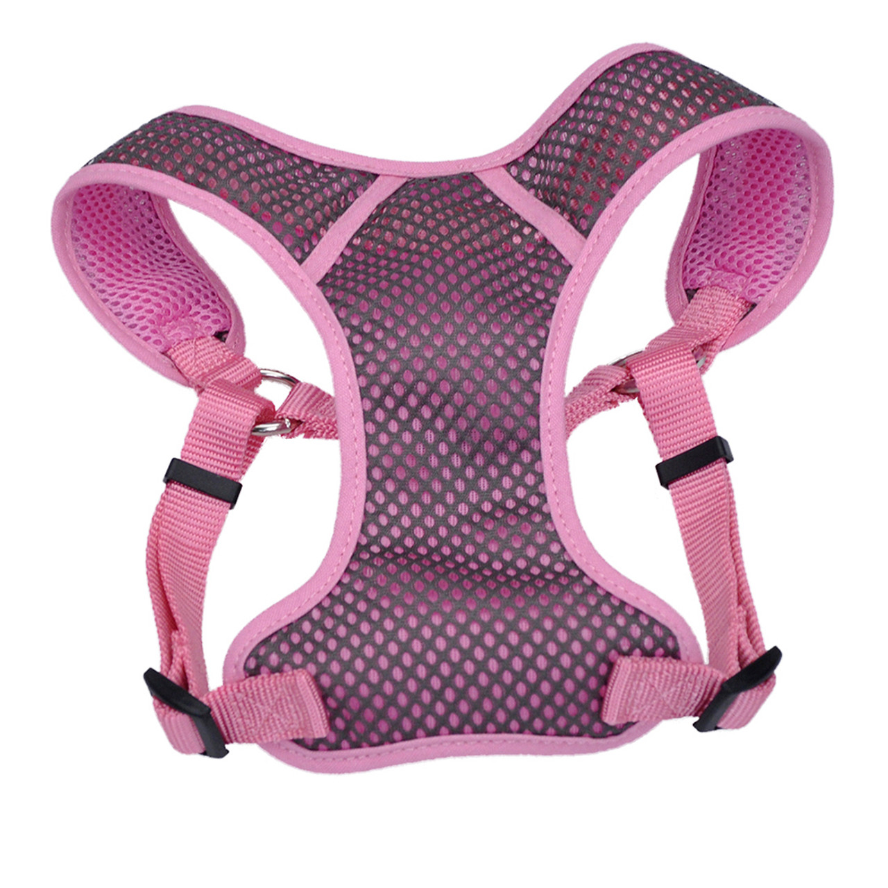Comfort Soft Sport Wrap Adjustable Pink Dog Harness