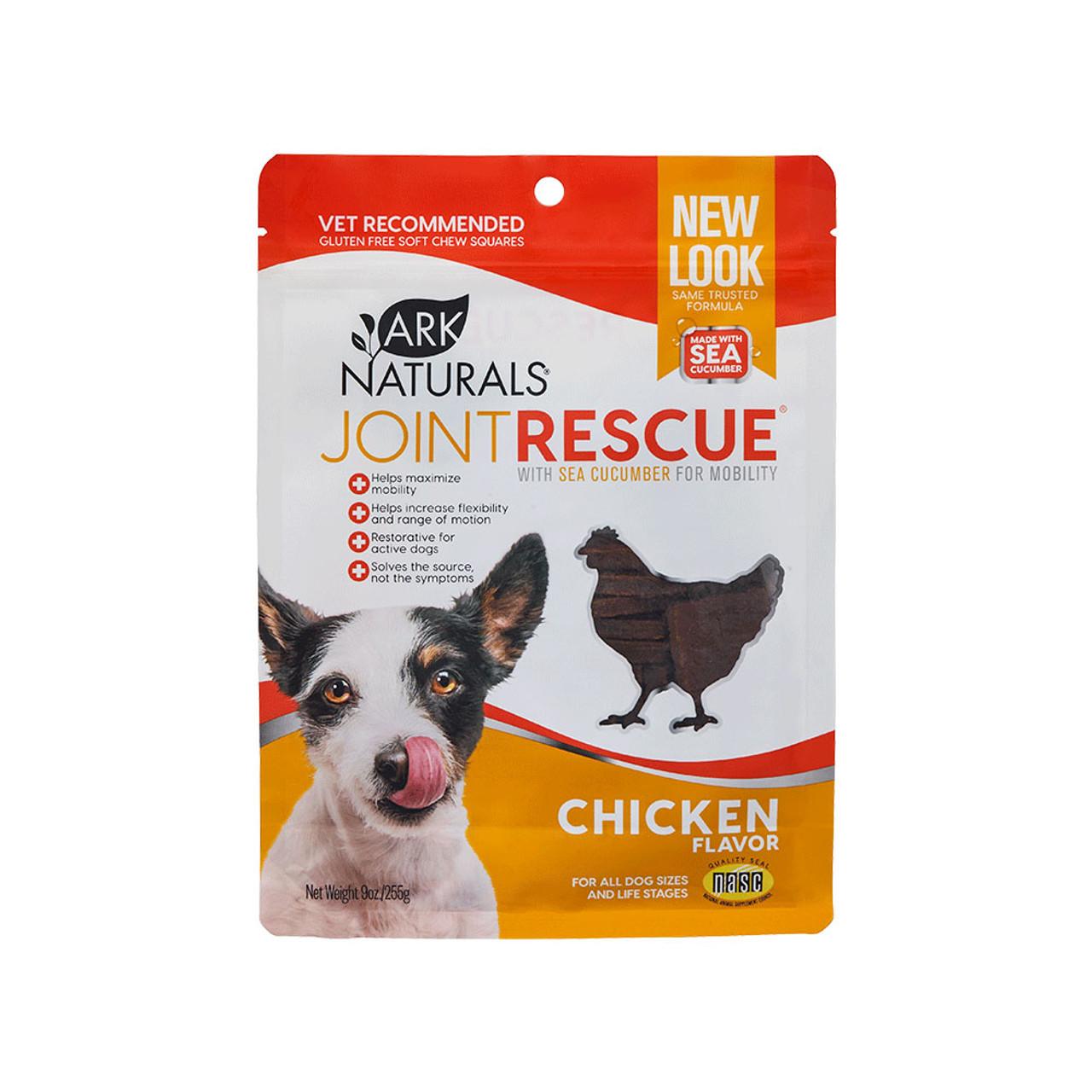Ark Naturals Joint Rescue Chicken Flavor Dog Treats