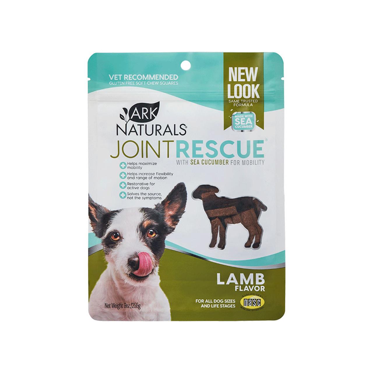 Ark Naturals Joint Rescue Lamb Flavor Dog Treats