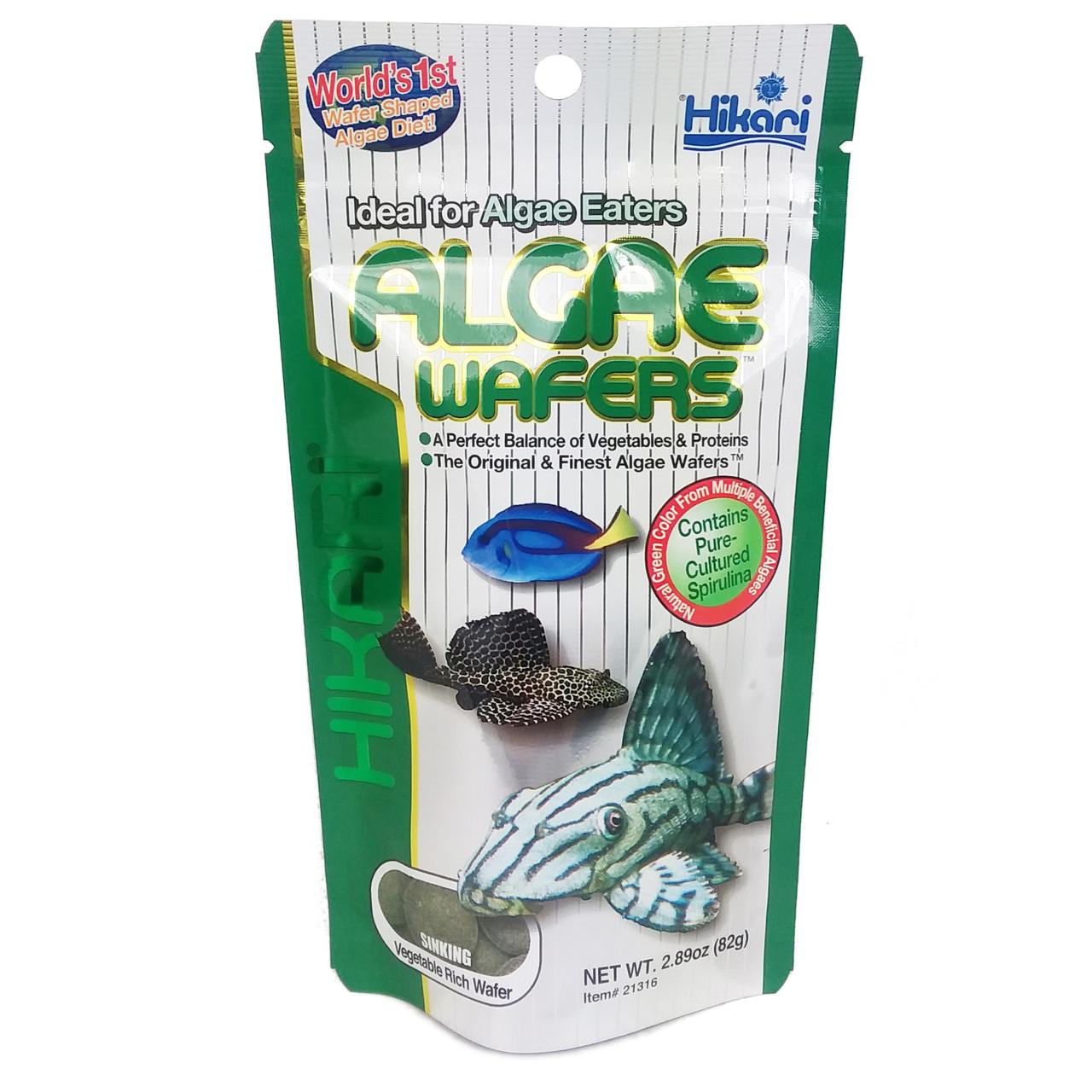 Hikari Tropical Fish Algae Wafers Fish Food