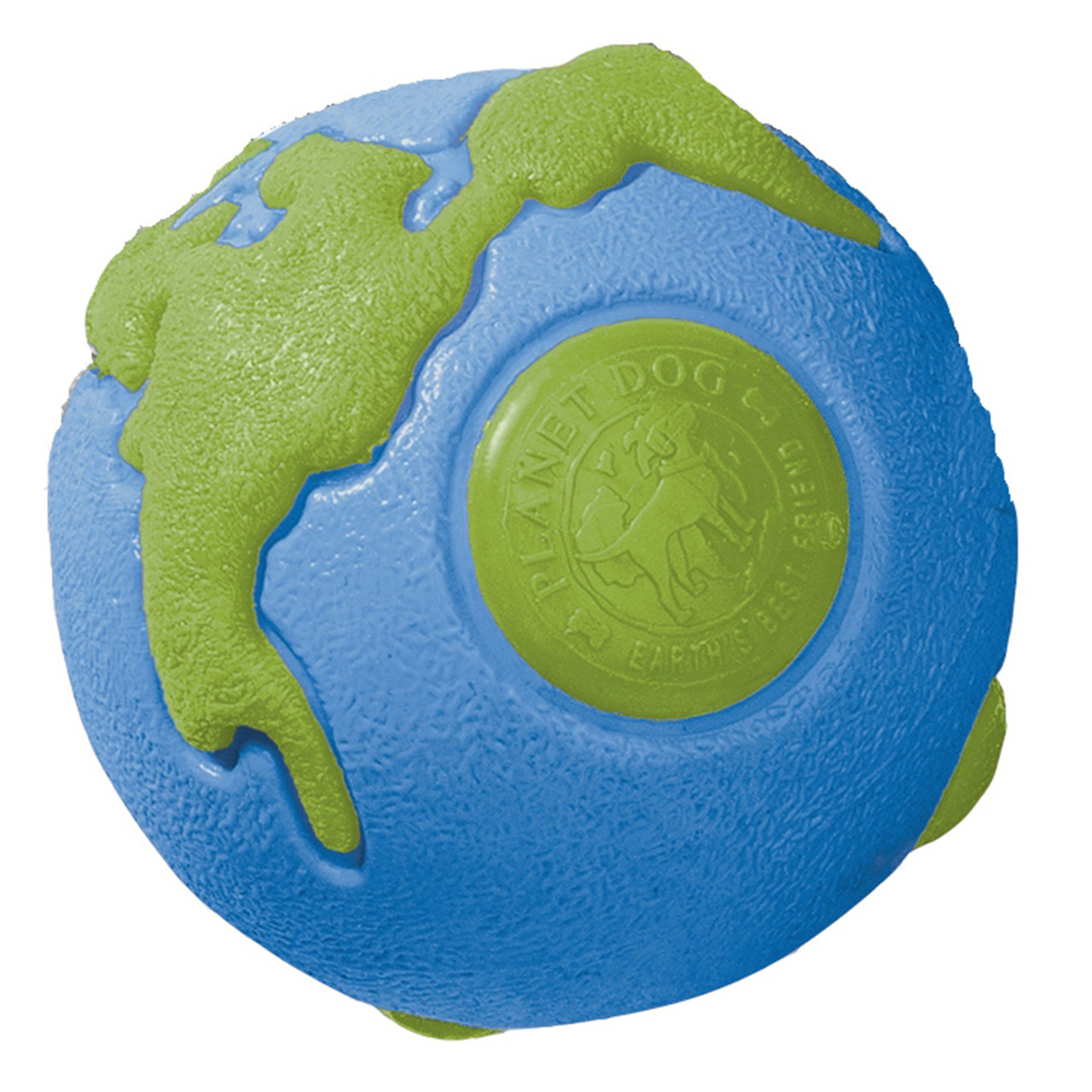 Planet Dog Orbee Tuff Planet Ball Dog Toy