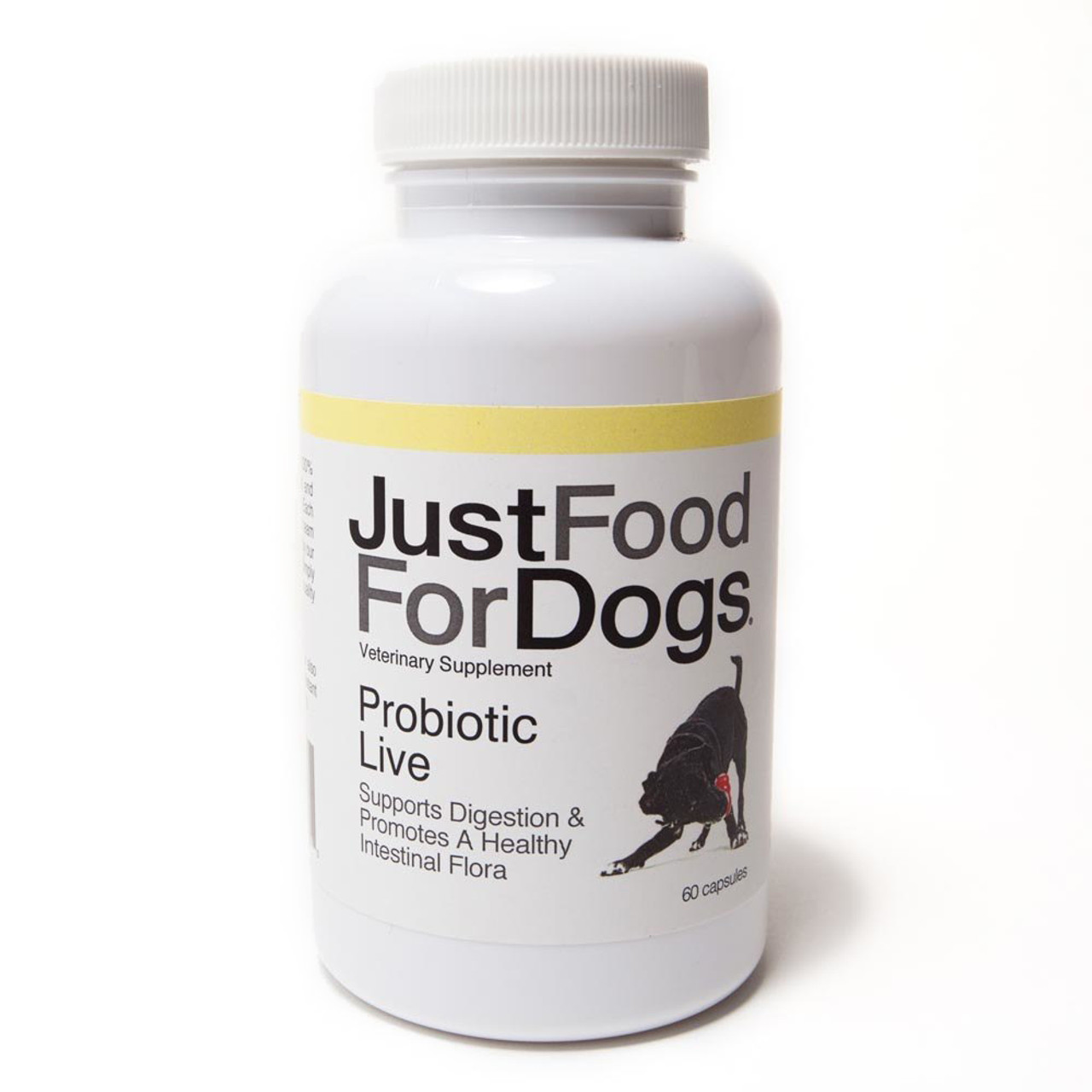 JustFoodForDogs Probiotic Live Supplement for Dogs