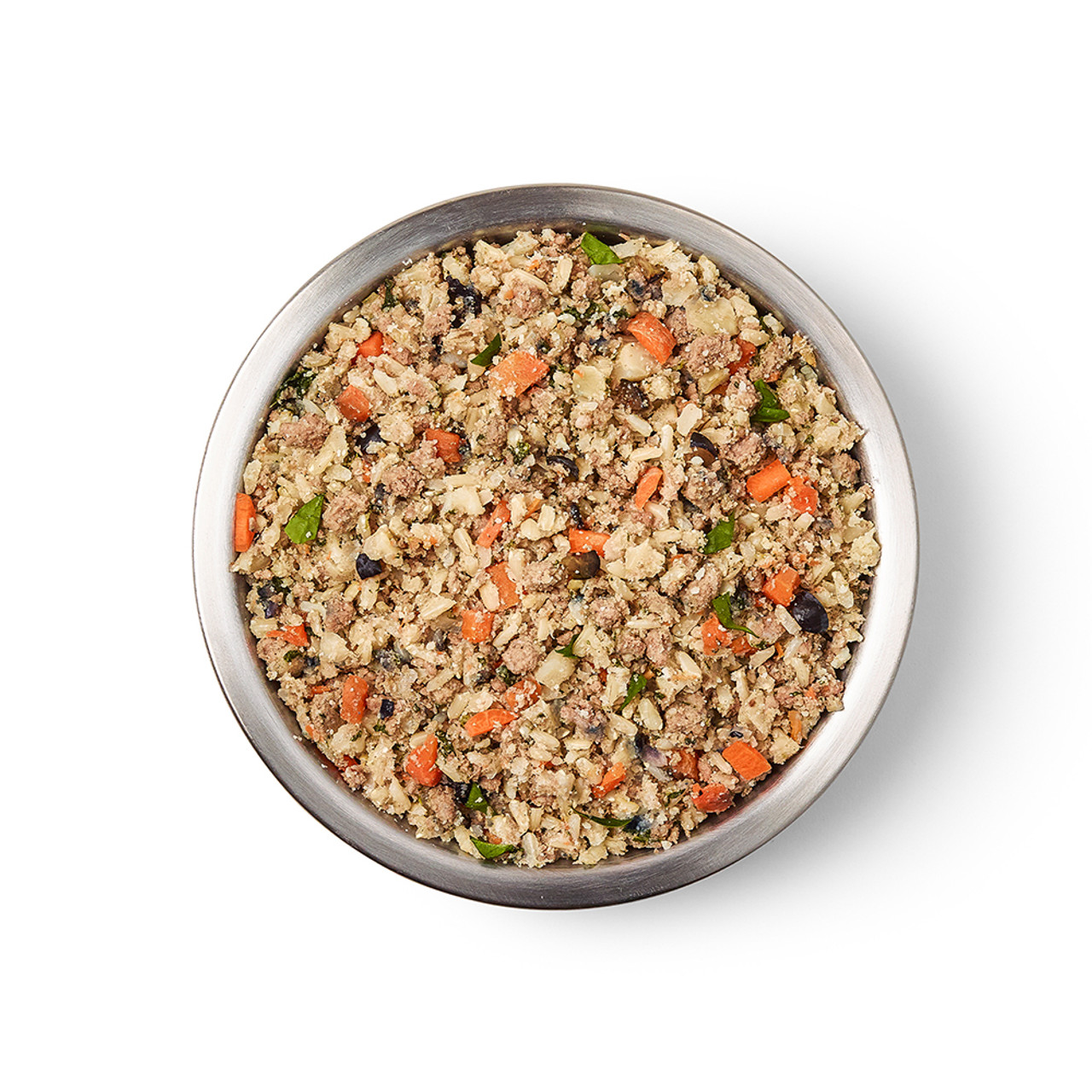 JustFoodForDogs Lamb & Brown Rice Frozen Cooked Dog Food