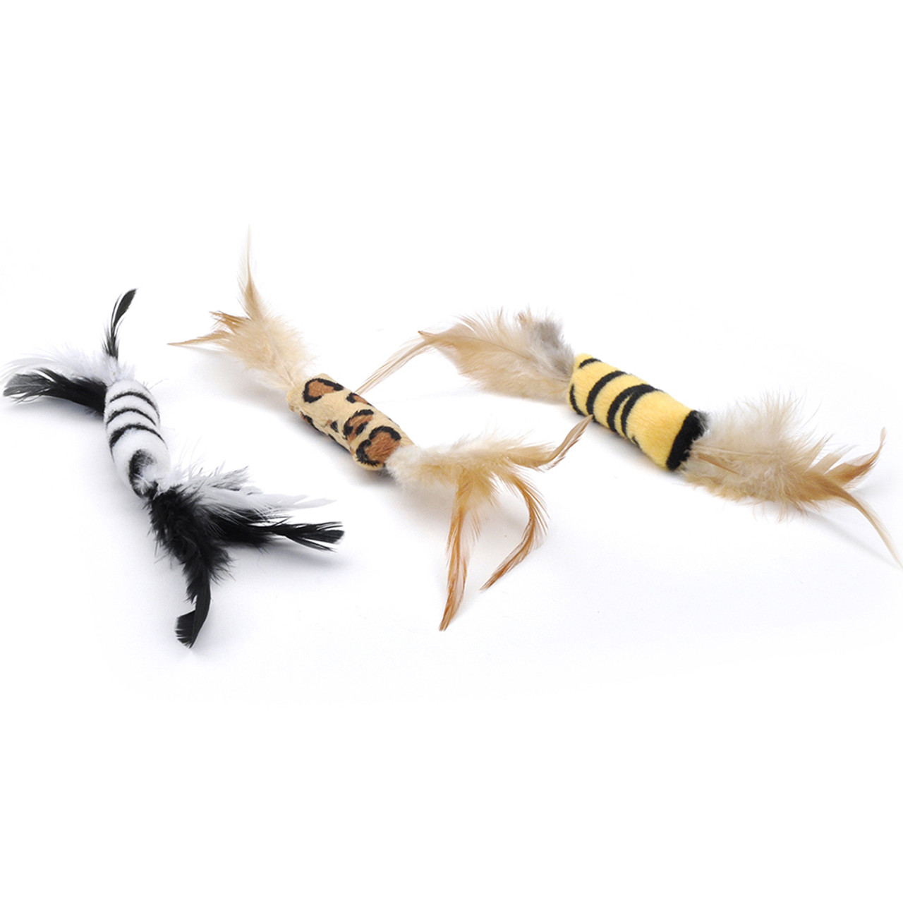 Turbo Feather Cat Toy
