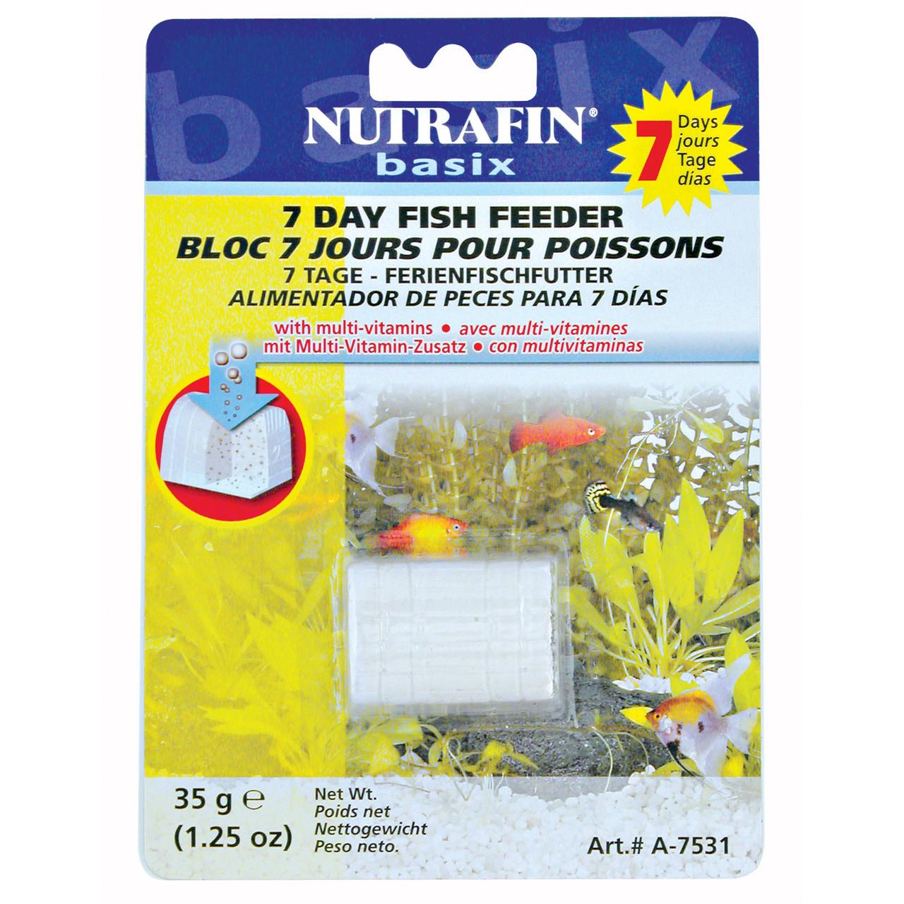 Nutrafin Basix 7 Day Fish Feeder