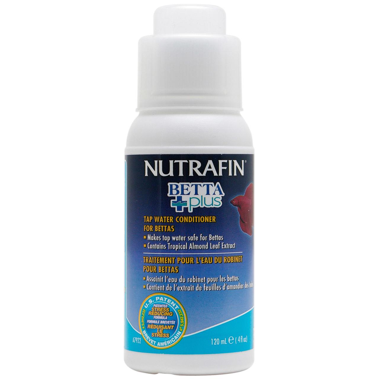 Nutrafin Betta Plus - Tap Water Conditioner for Bettas