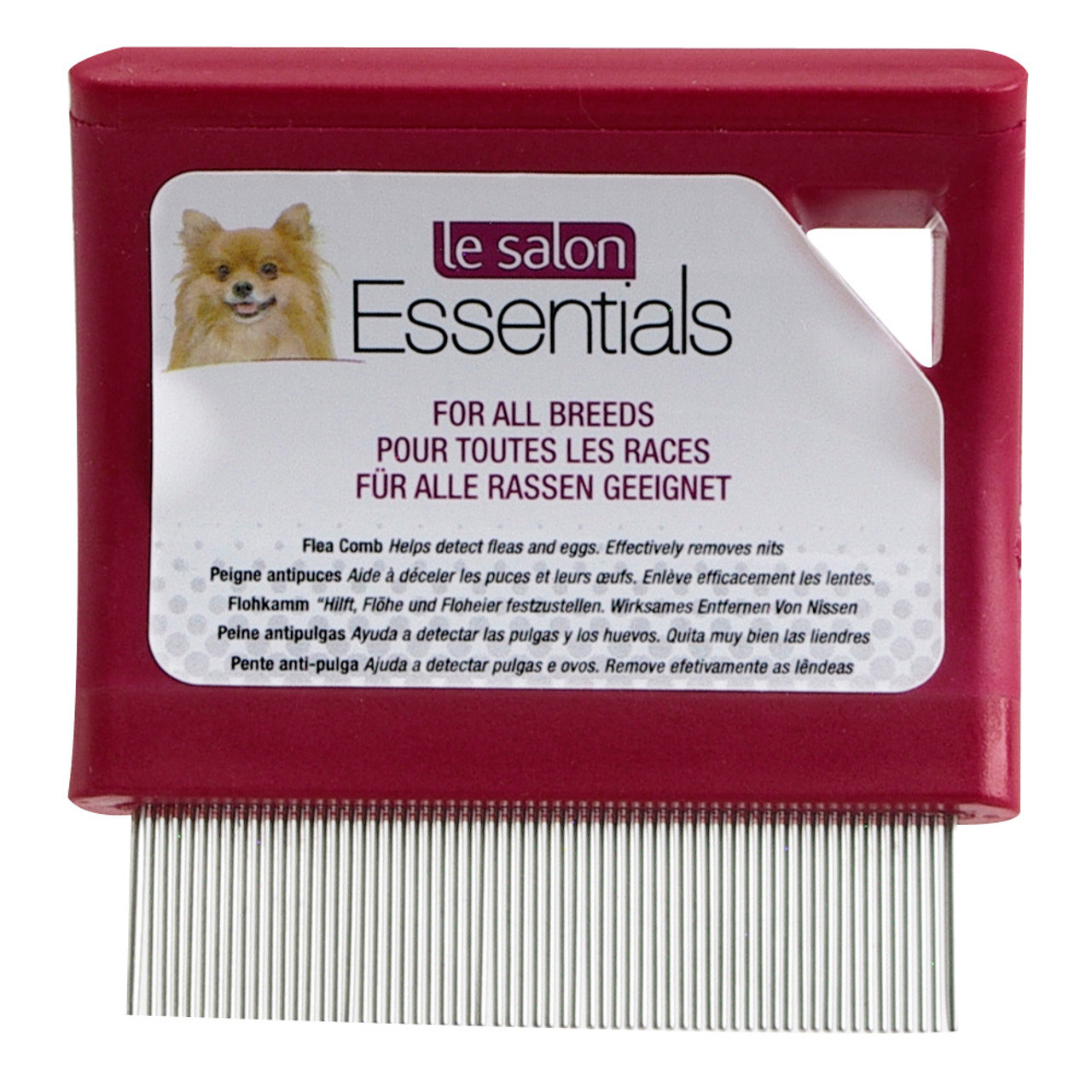 Le Salon Essentials Dog Flea Comb