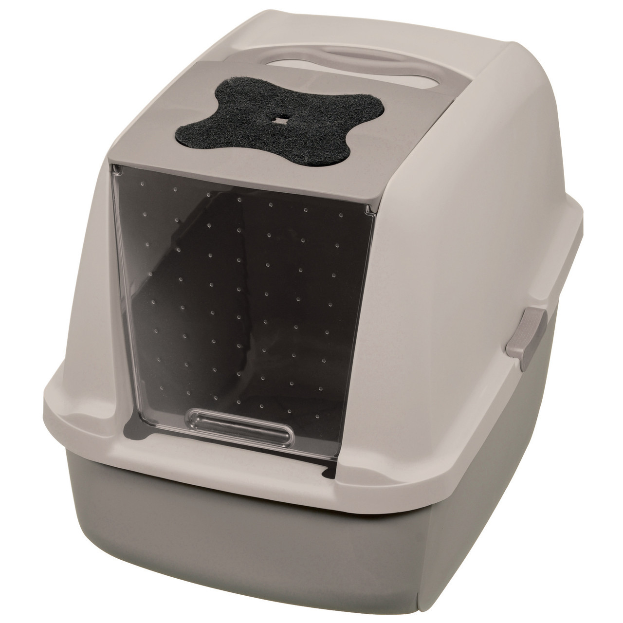 Catit Hooded Cat Pan Litter Box