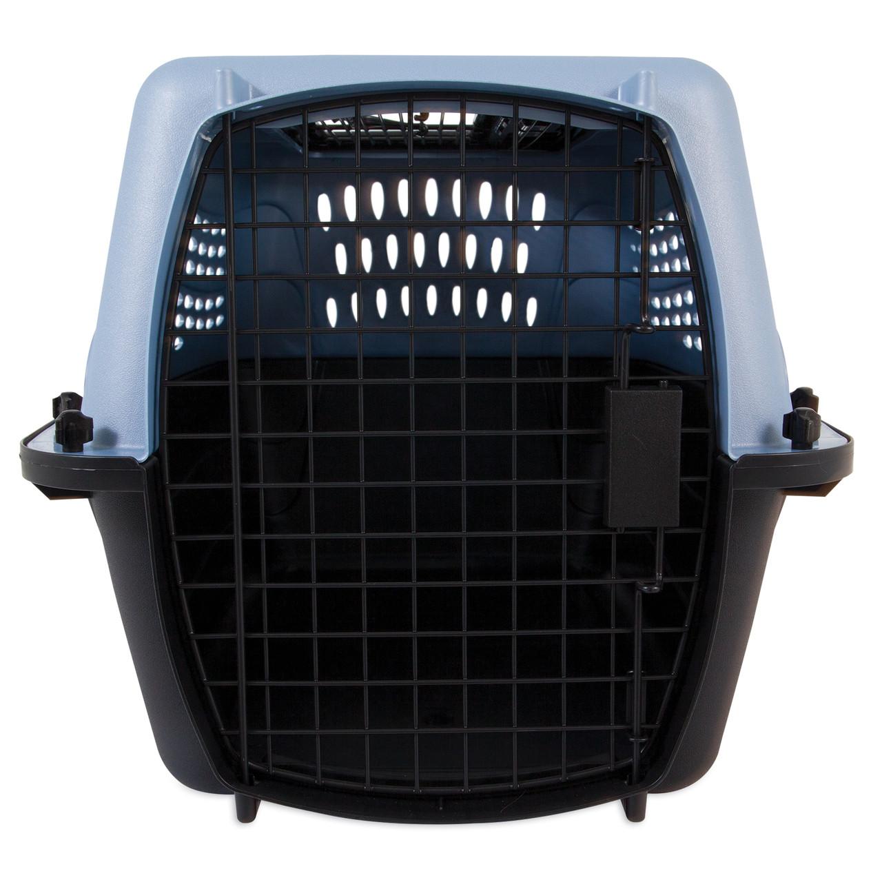 Petmate 2 Door Top Load Kennel Carrier - Front