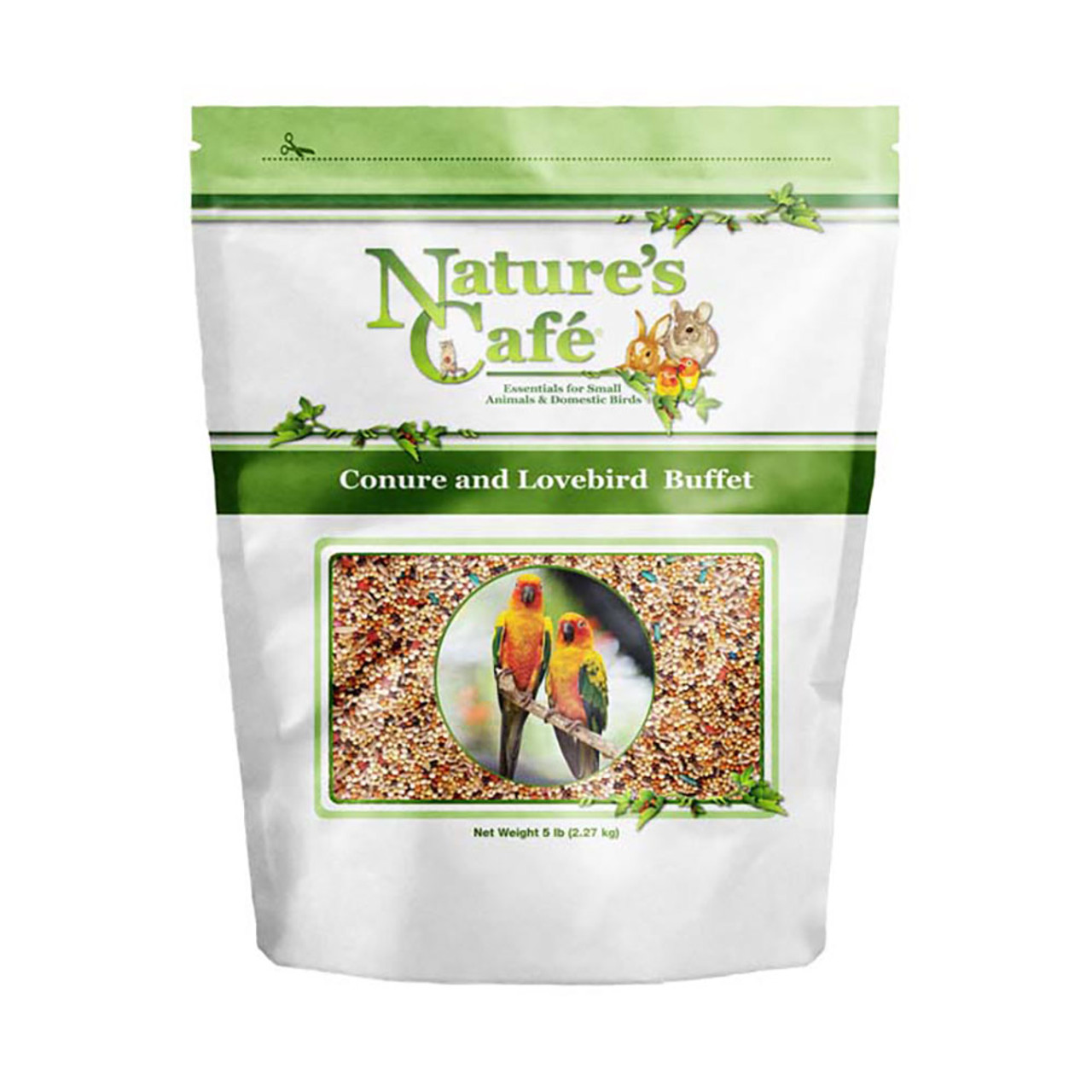 Nature's Cafe Conure & Lovebird Buffet Bird Food