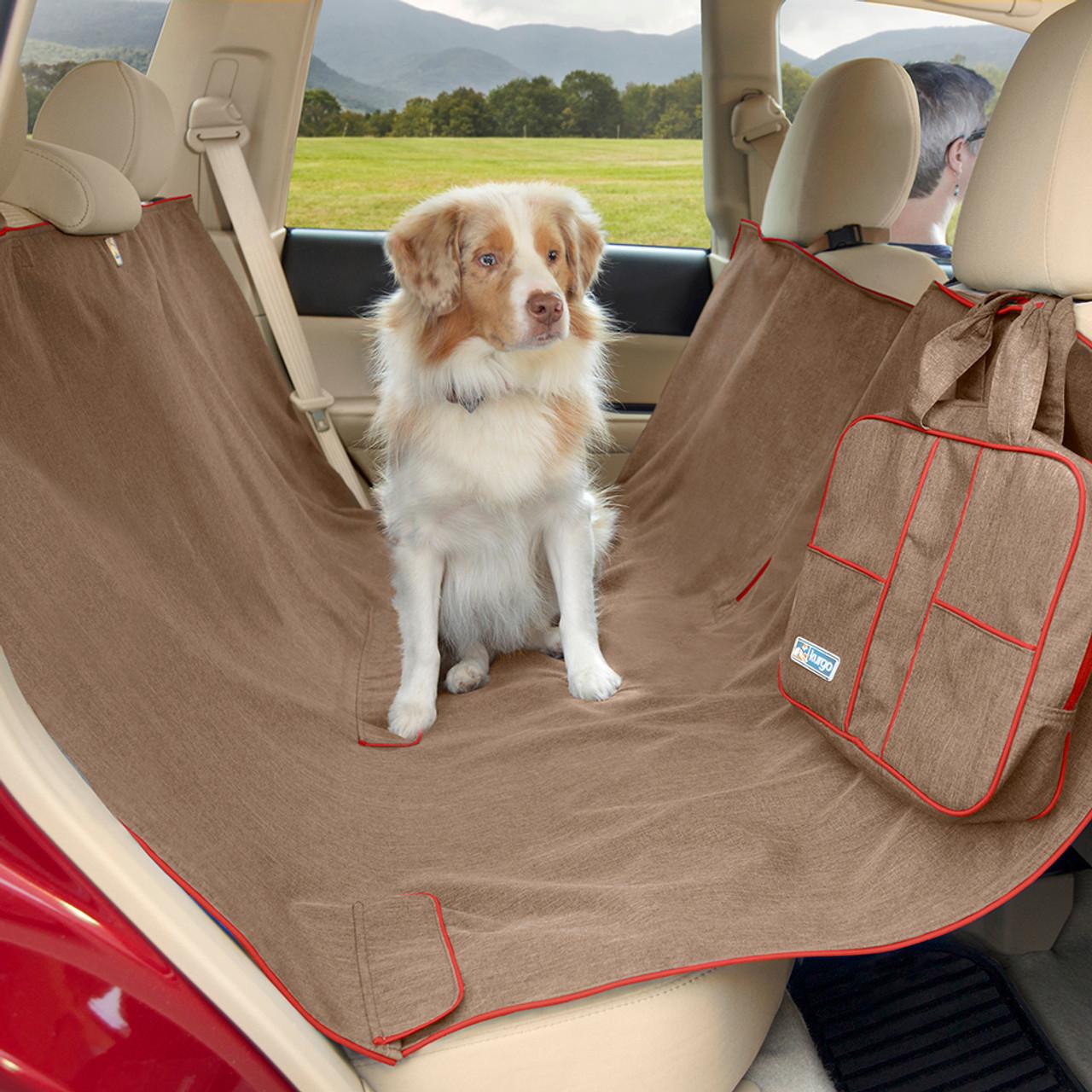 Kurgo Wander Hammock Dog Car Seat Cover