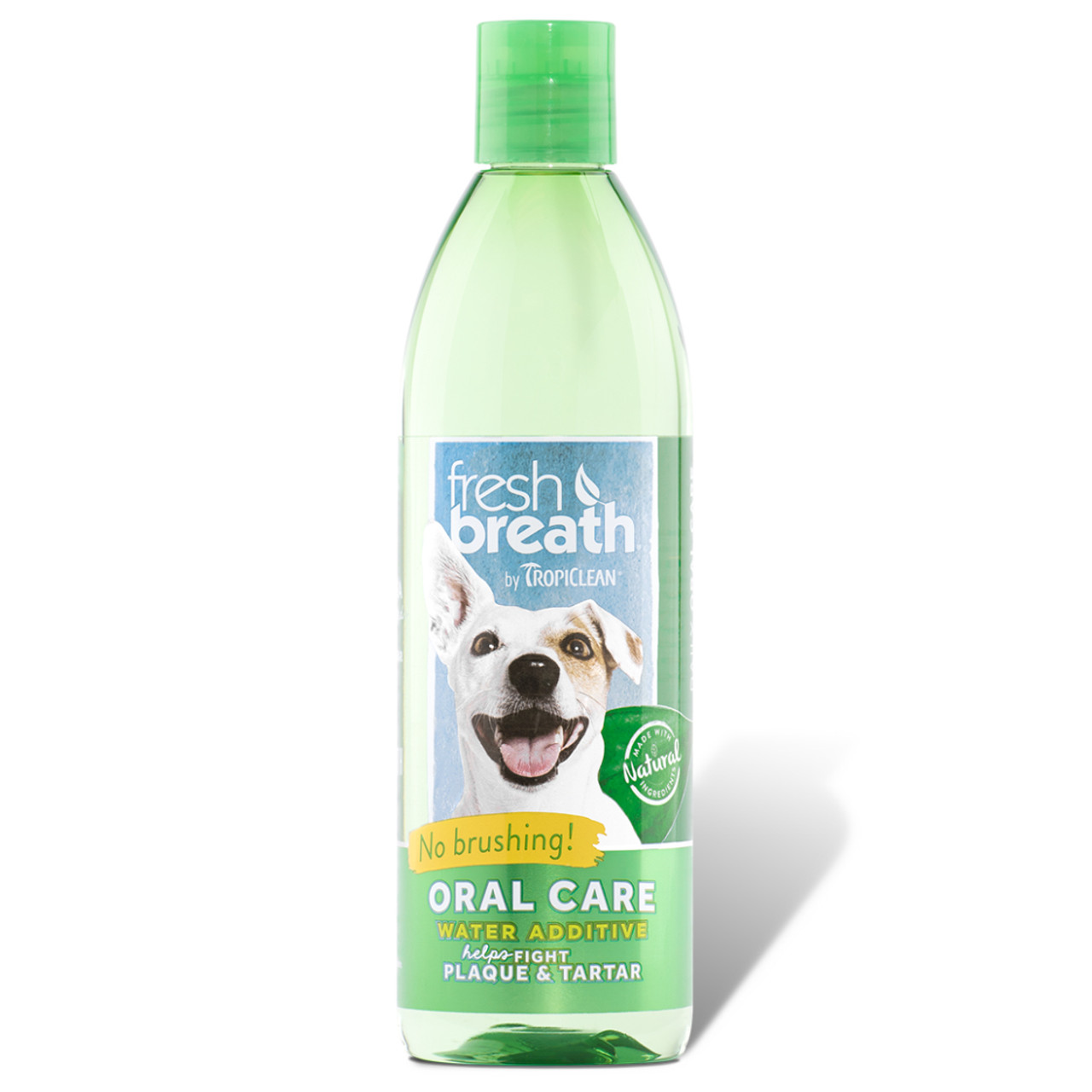 Fresh Breath By TropiClean Oral Care Water Additive for Dogs