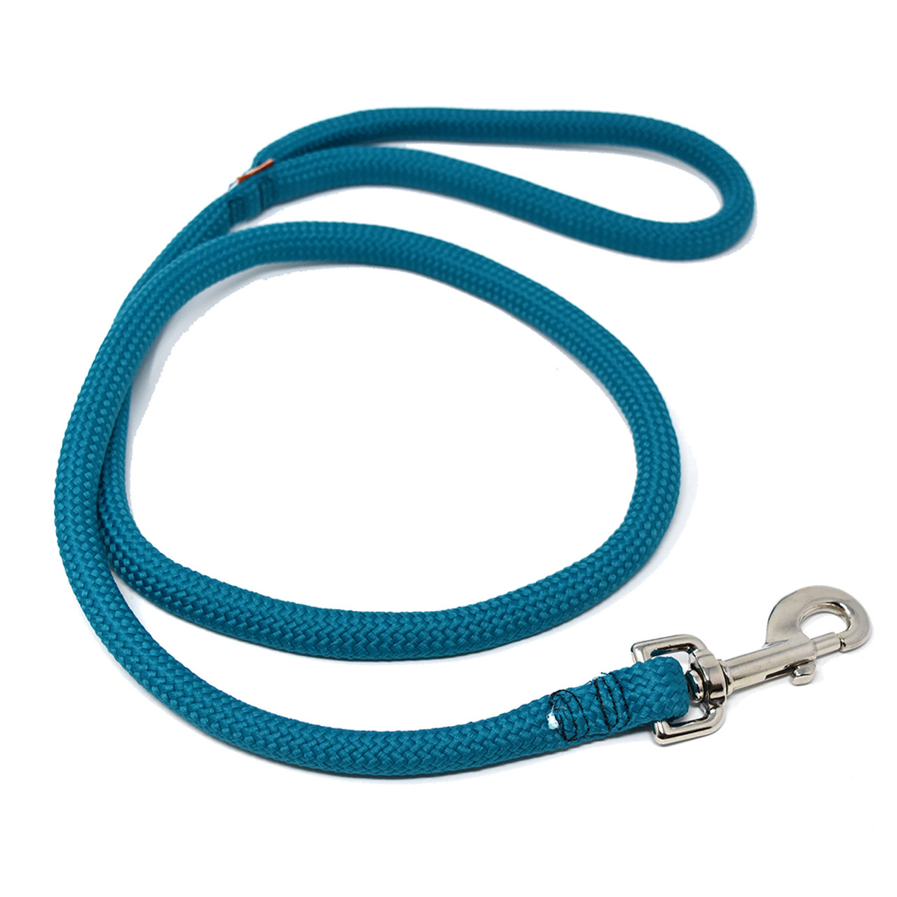 Yellow Dog Round Braided Rope Dog Leash