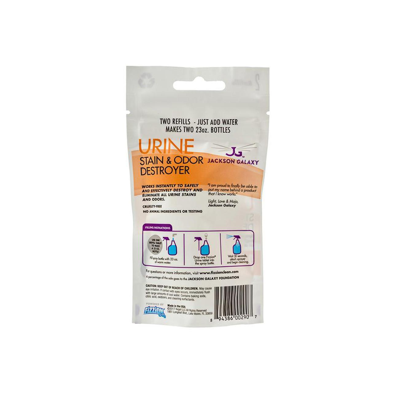 Jackson Galaxy Urine Stain & Odor Destroyer Refill Pack