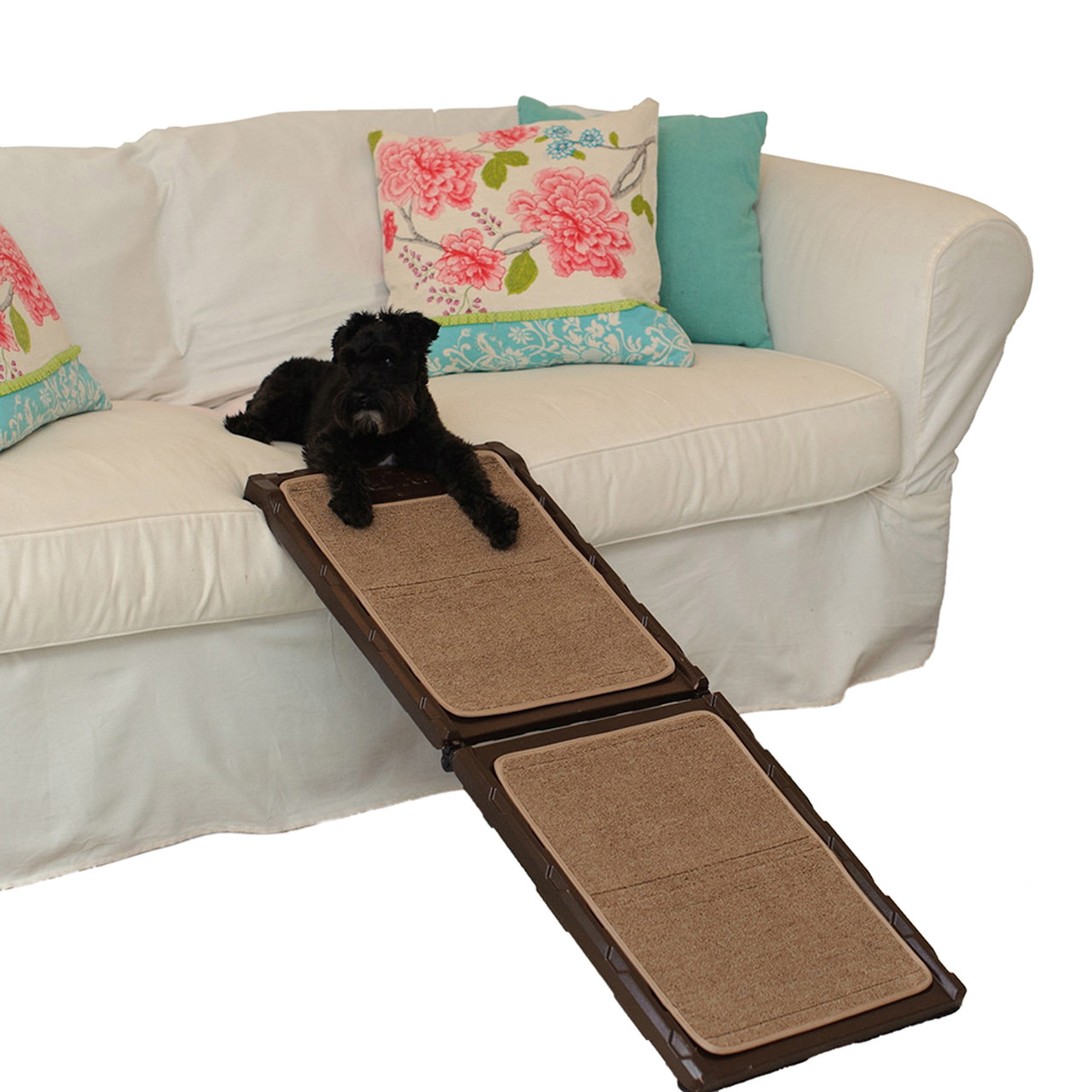 Gen7Pets Indoor-Carpet Mini Pet Ramp