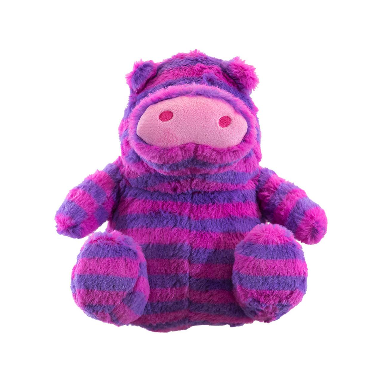 Hero Chuckles Hippo Plush Dog Toy