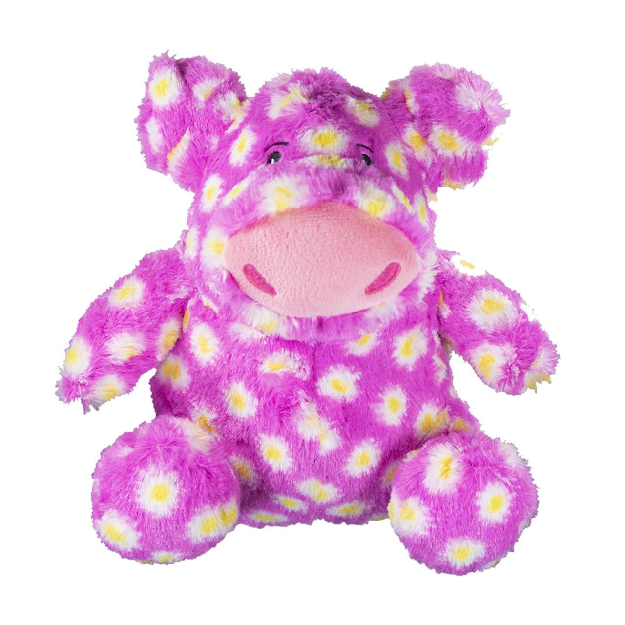 Hero Chuckles Pig Plush Dog Toy