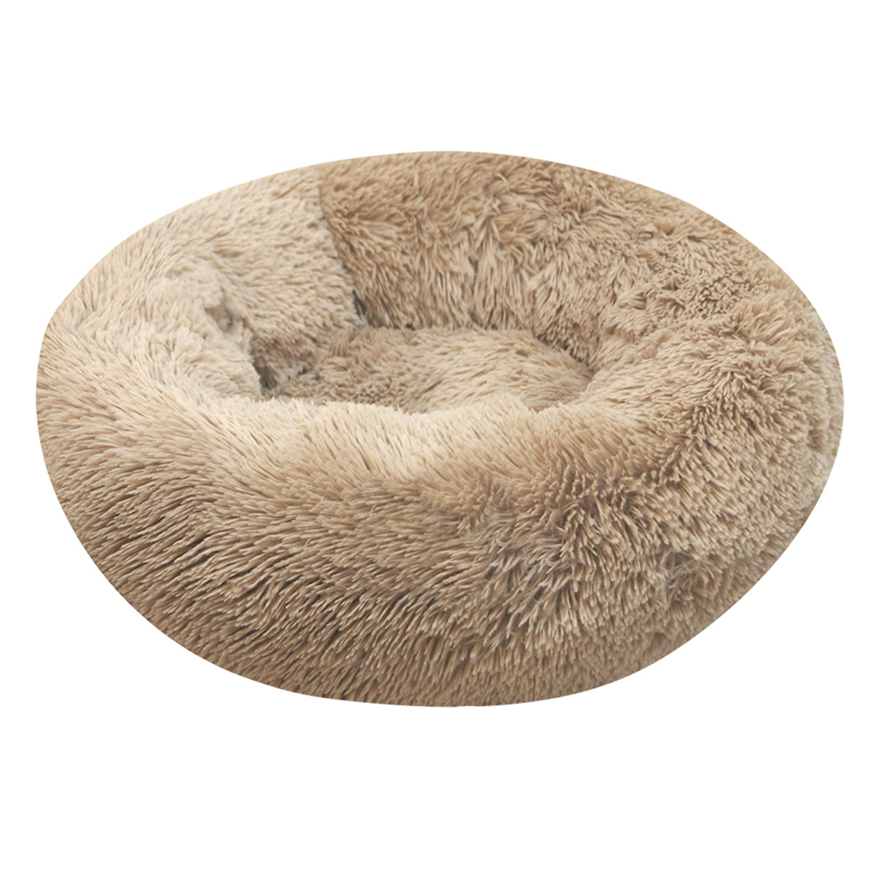 Stuft Plush Seat Pet Bed