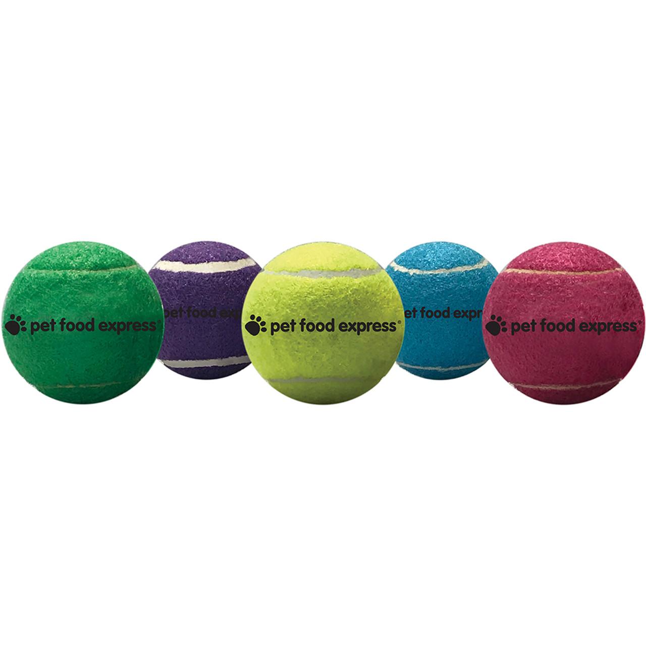 Tennis Ball Dog Toys