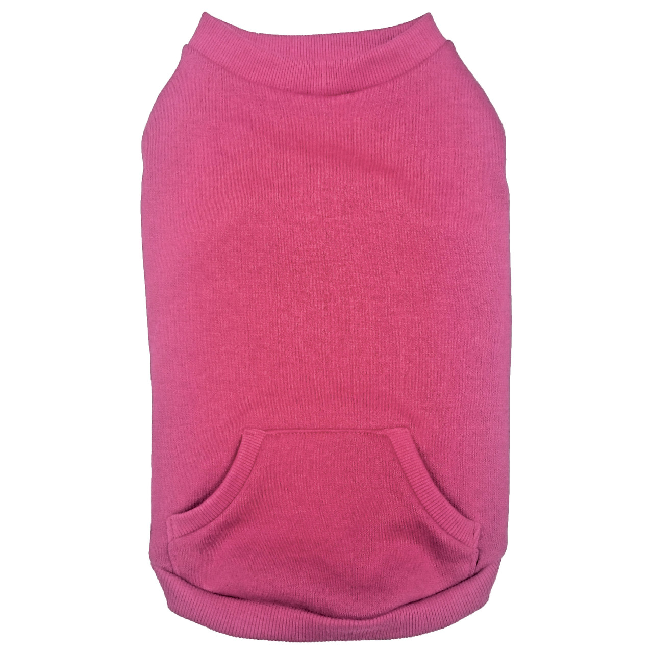 Fashion Pet Pink Dog Sweatshirt