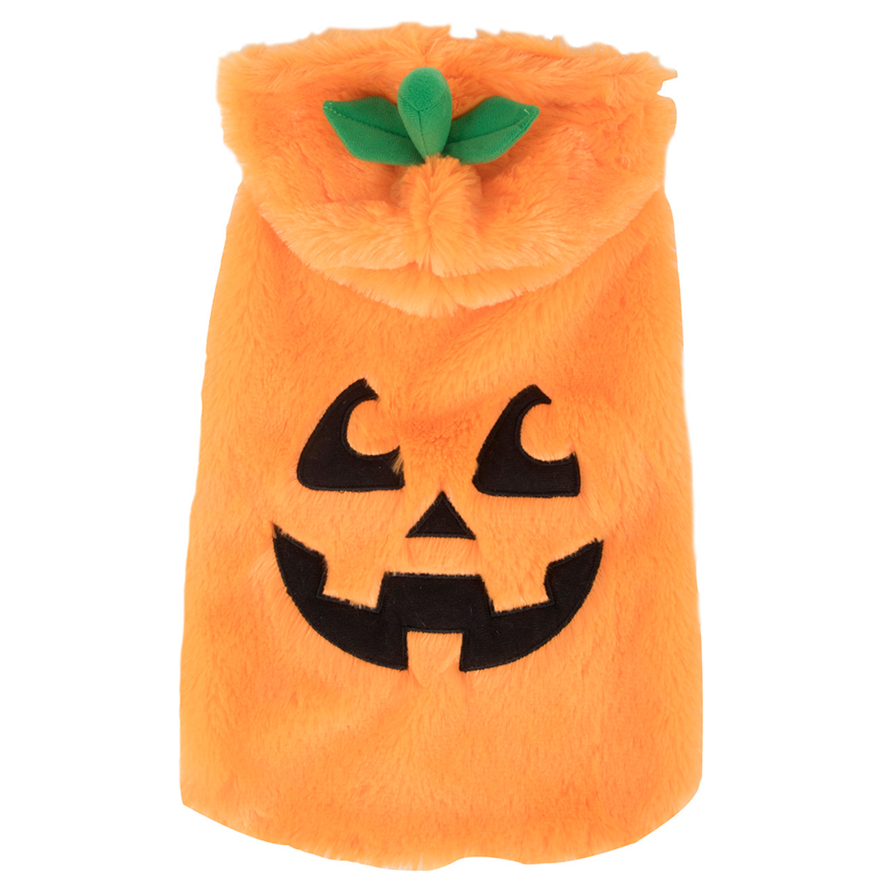 SimplyDog Halloween Jack-O-Lantern Dog Costume