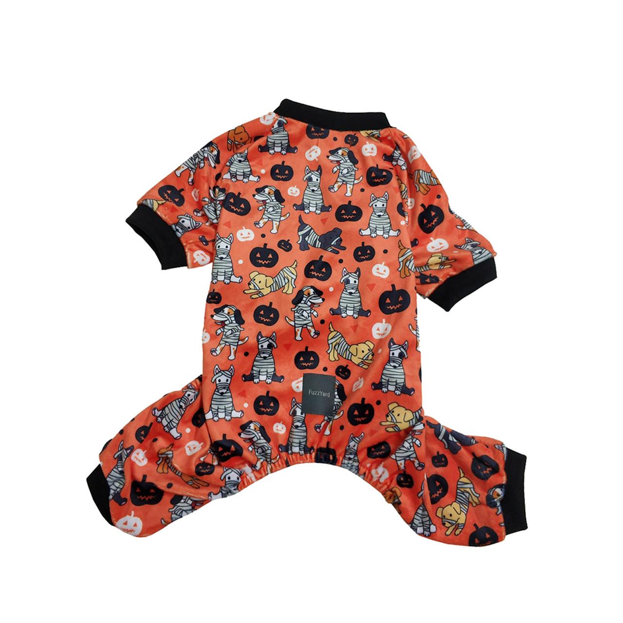 Fuzzyard Halloween Dog Pajamas