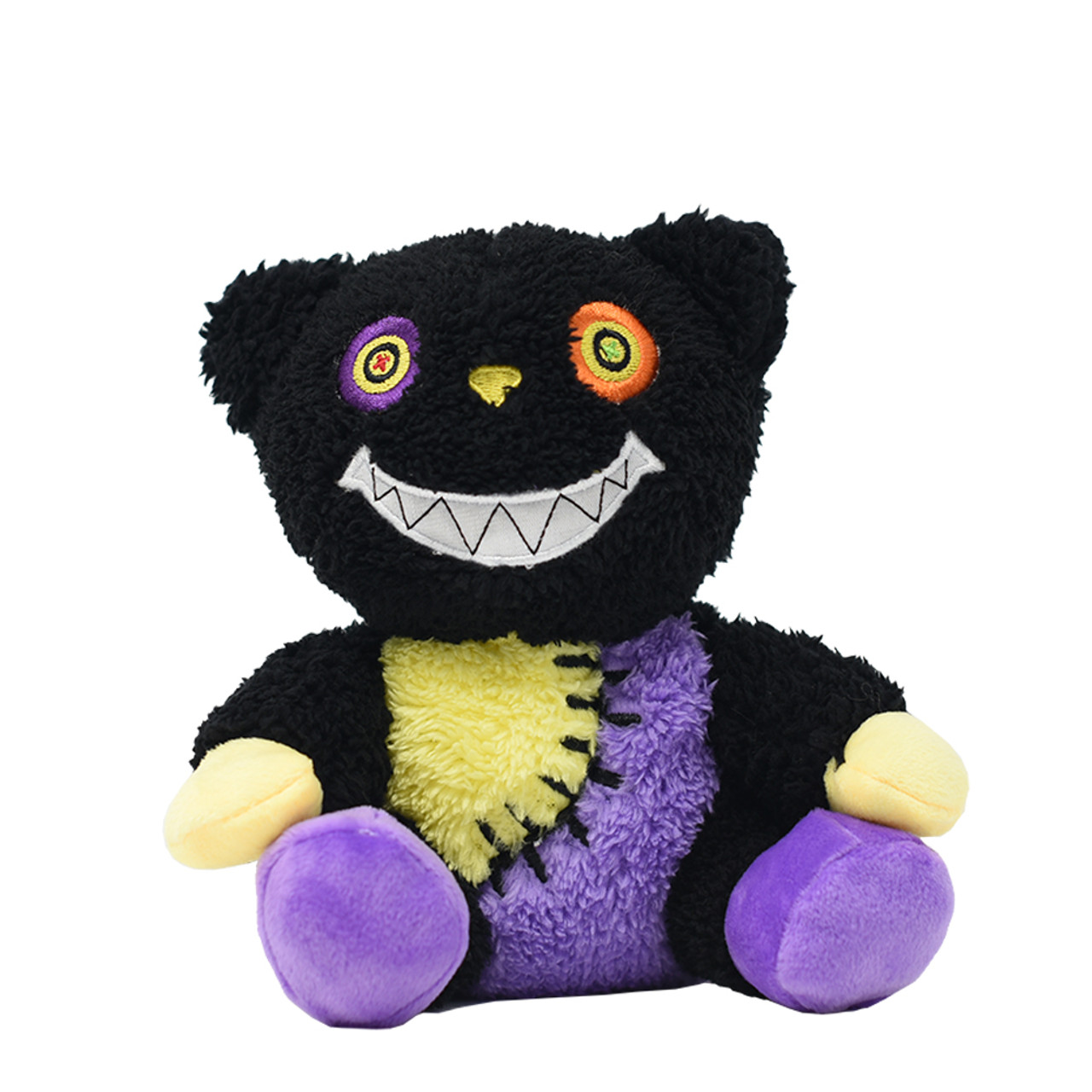 Dexter The Cat Halloween Plush Dog Toy
