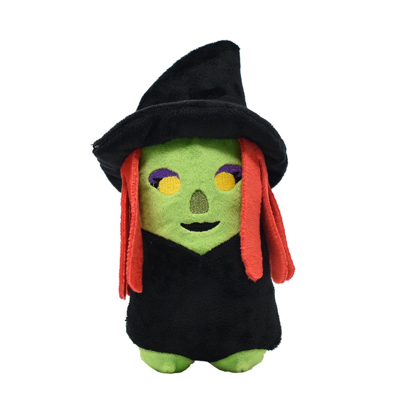 FuzzYard Happy Witch Halloween Plush Dog Toy