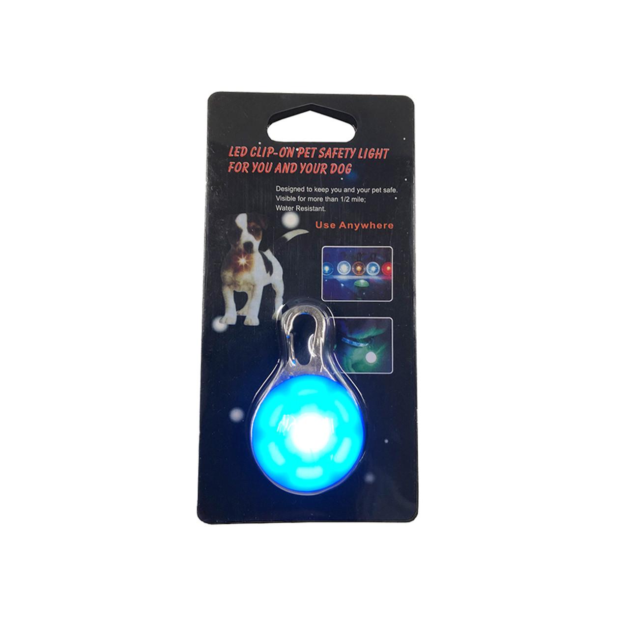 LED Clip-On Dog Safety Light
