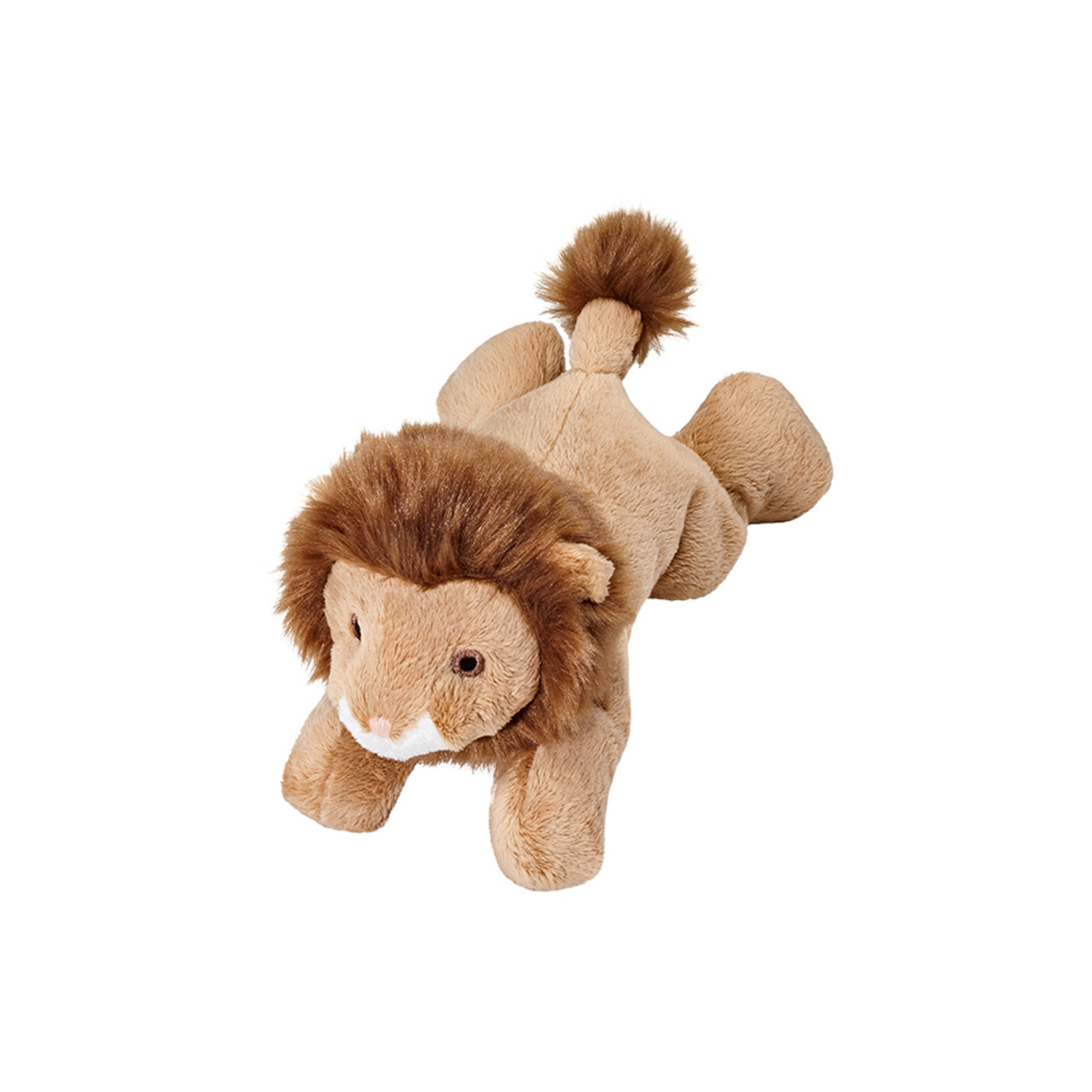 Fluff & Tuff Leo Lion Plush Dog Toy