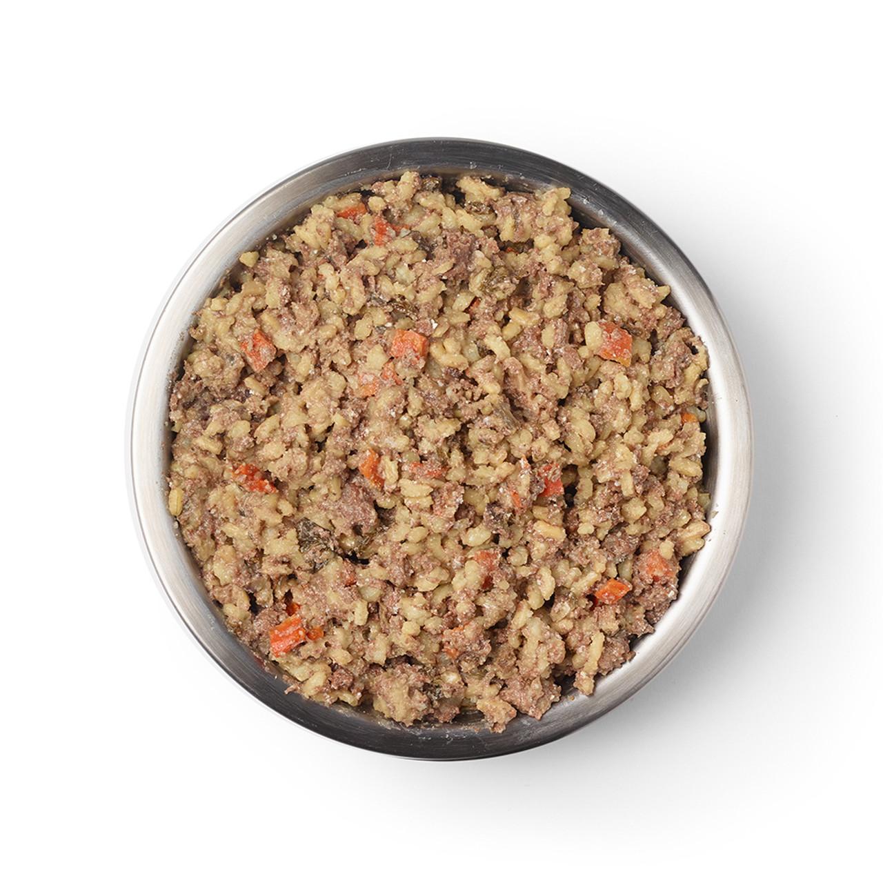JustFoodForDogs PantryFresh Lamb & Brown Rice Recipe Wet Dog Food - Food