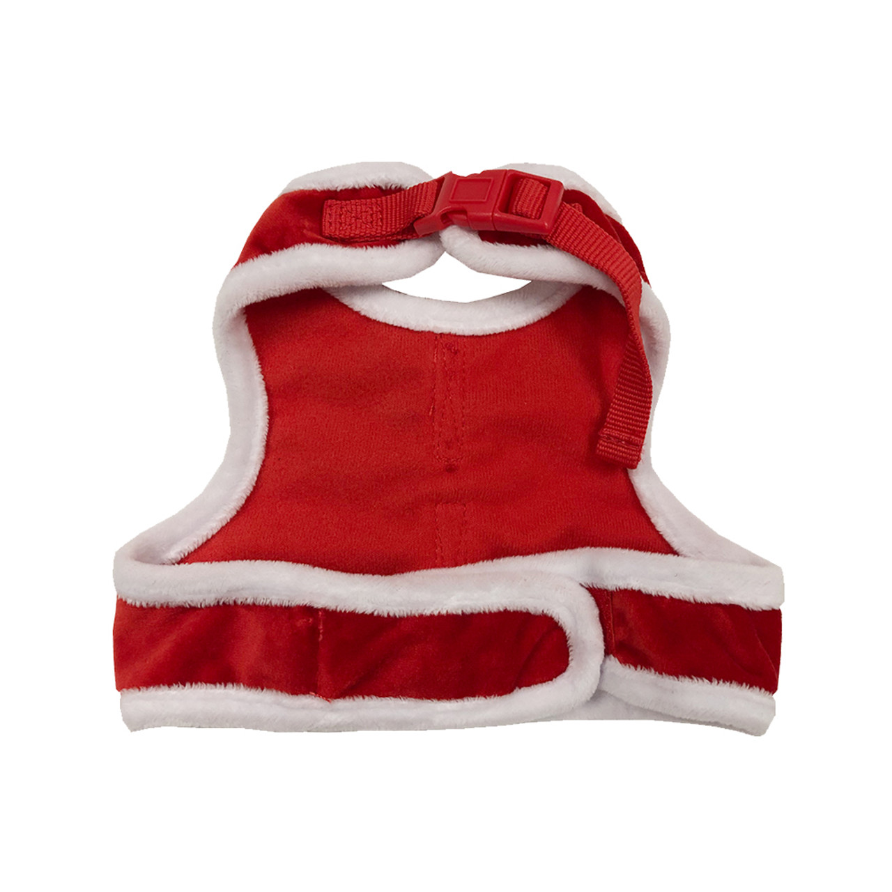SimplyCat Red Santa Bells Cat Harness