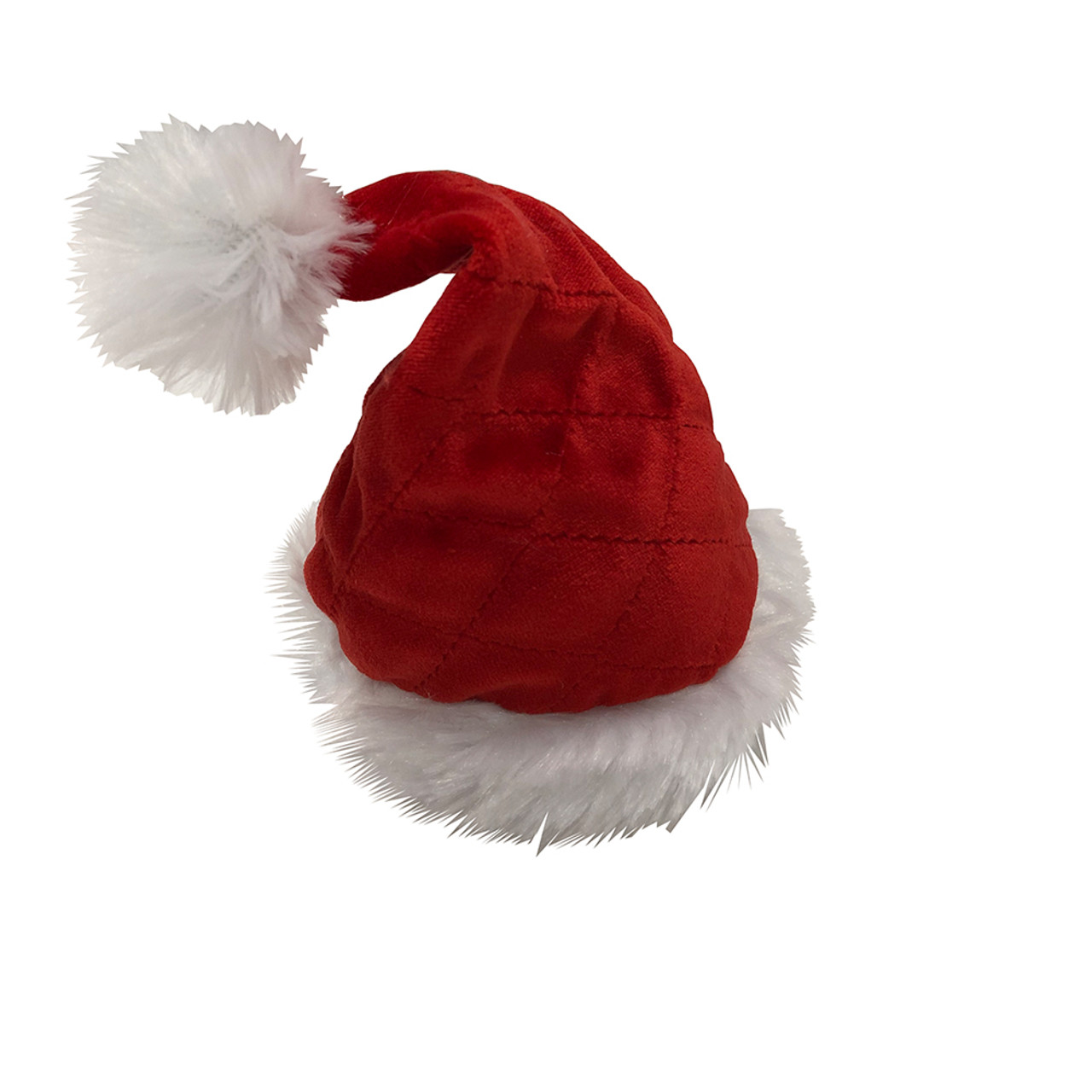 SimplyCat Red Santa Cat Hat