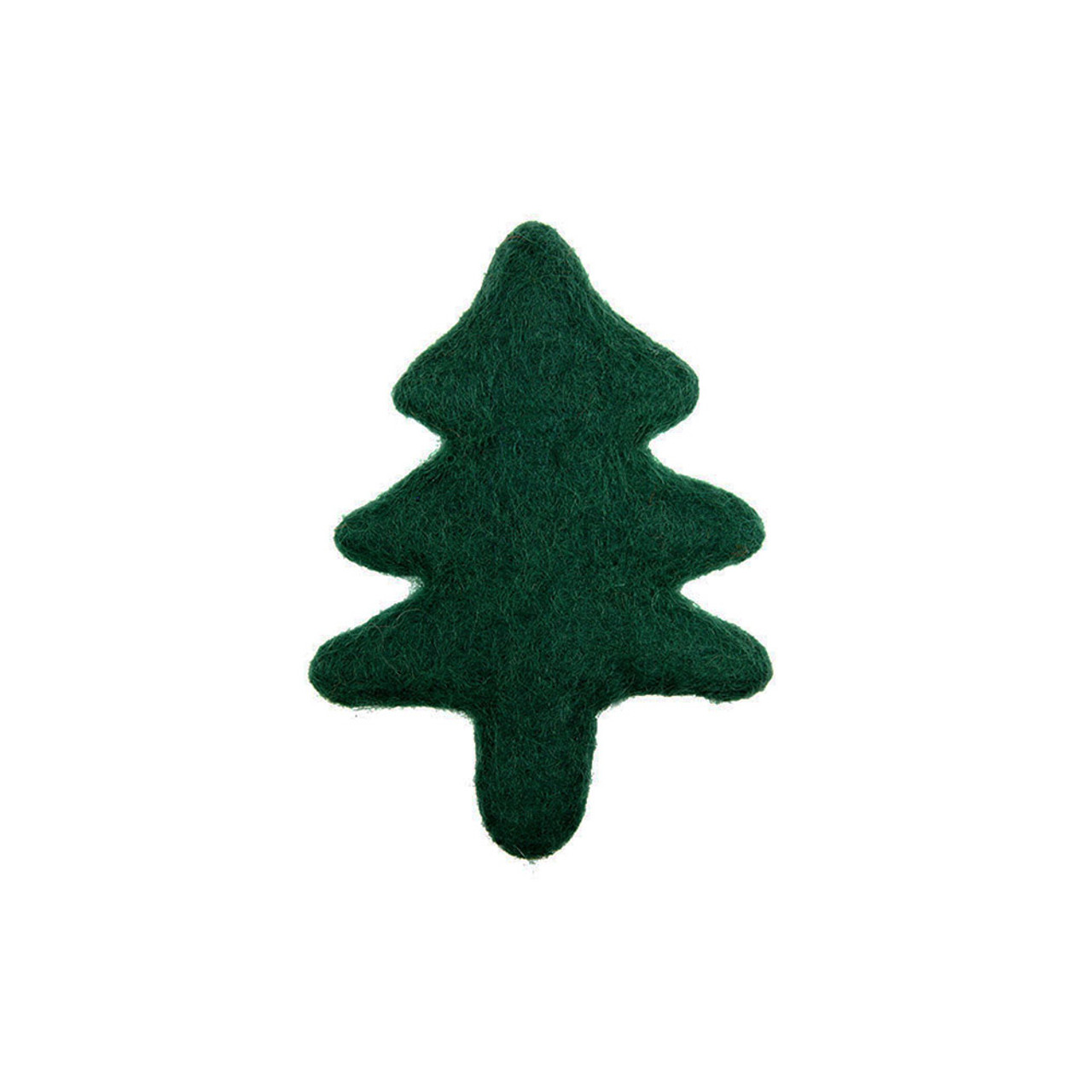 RC Pets Holiday Wooly Wonkz Christmas Tree Cat Toy