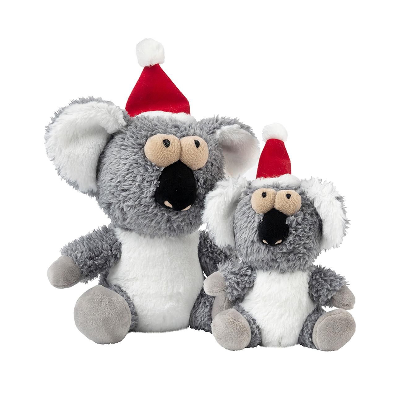 FuzzYard Holiday Kana The Koala Plush Dog Toy