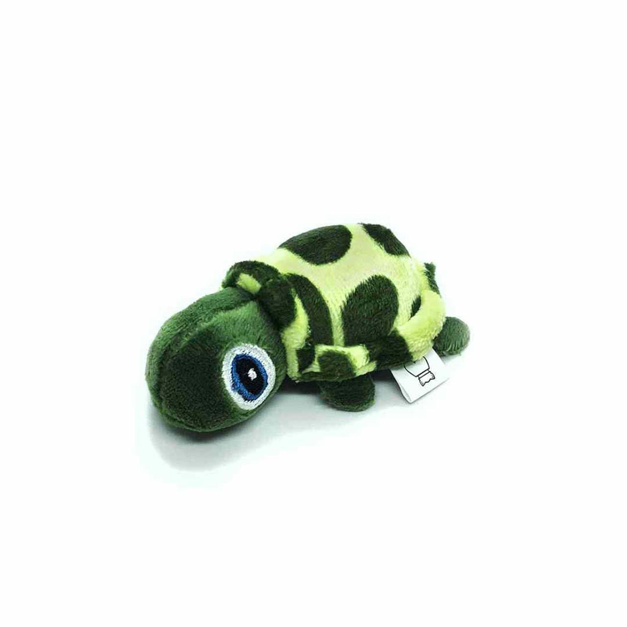 Doyen Sea Buddies Turtle Catnip Plush Cat Toy