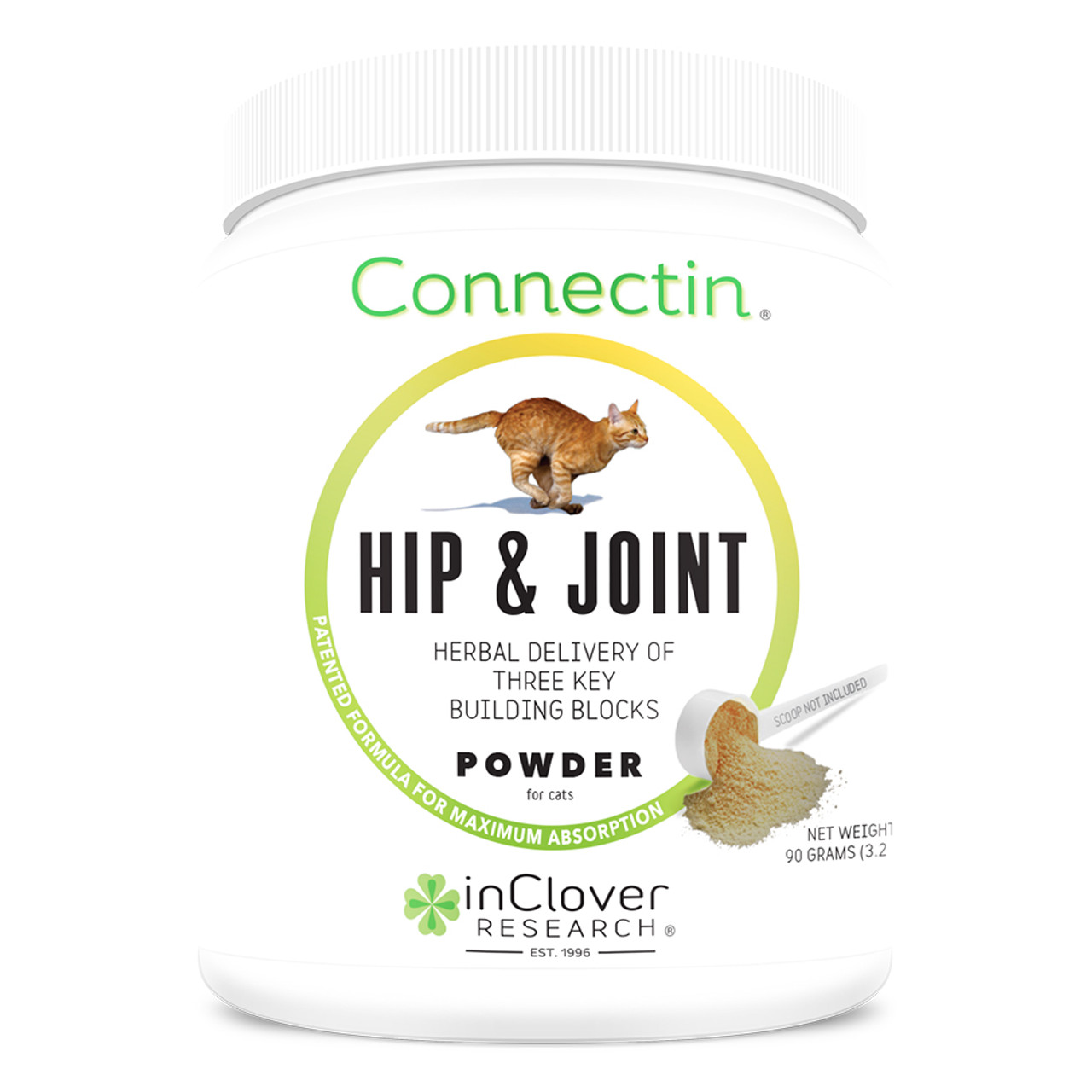 InClover Feline Connectin Hip & Joint Powder for Cats