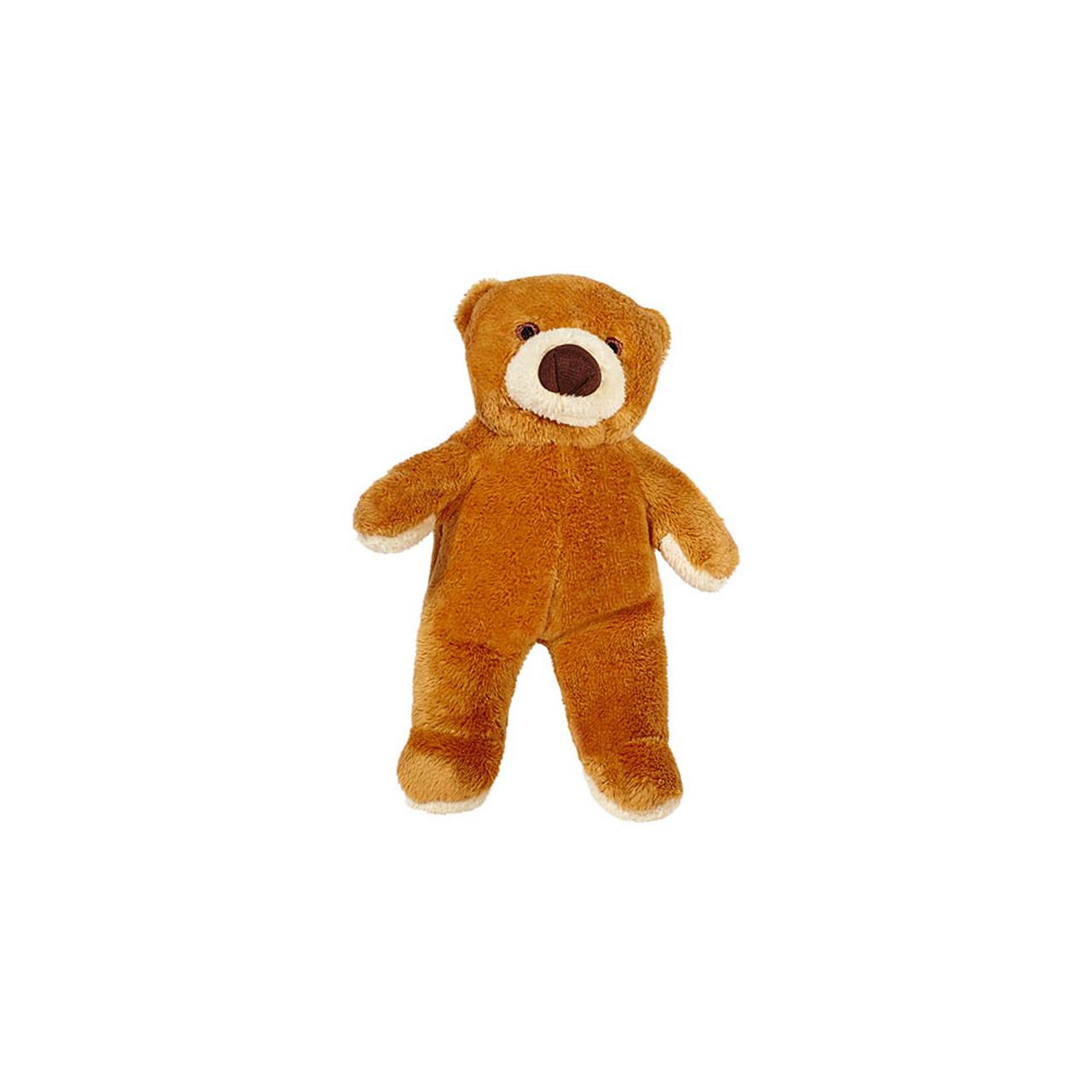 Fluff & Tuff Cubby Bear Plush Dog Toy