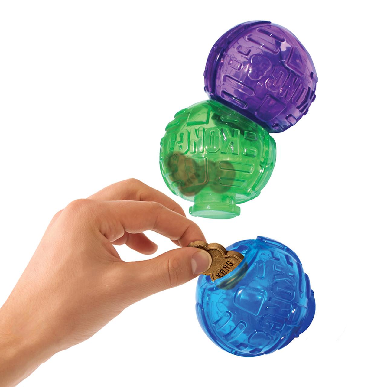 Kong Lock-It Dog Treat Dispenser Toy