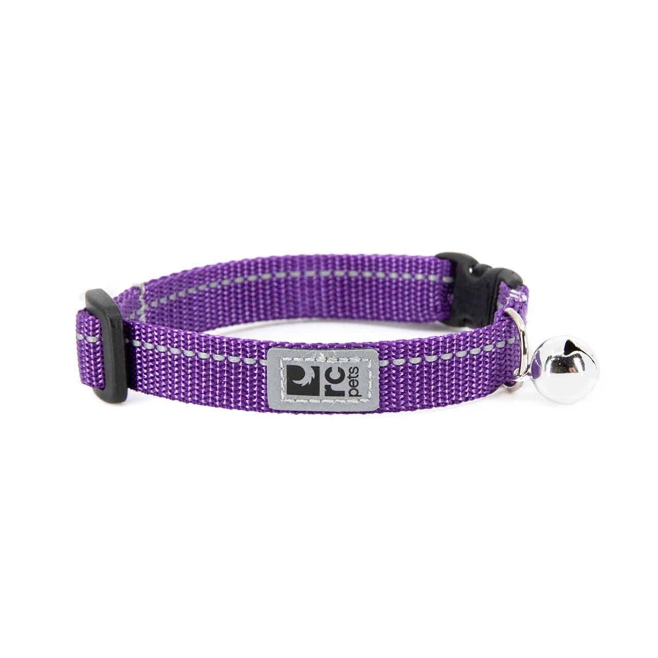 RC Pets Primary Kitty Breakaway Cat Collar - Purple