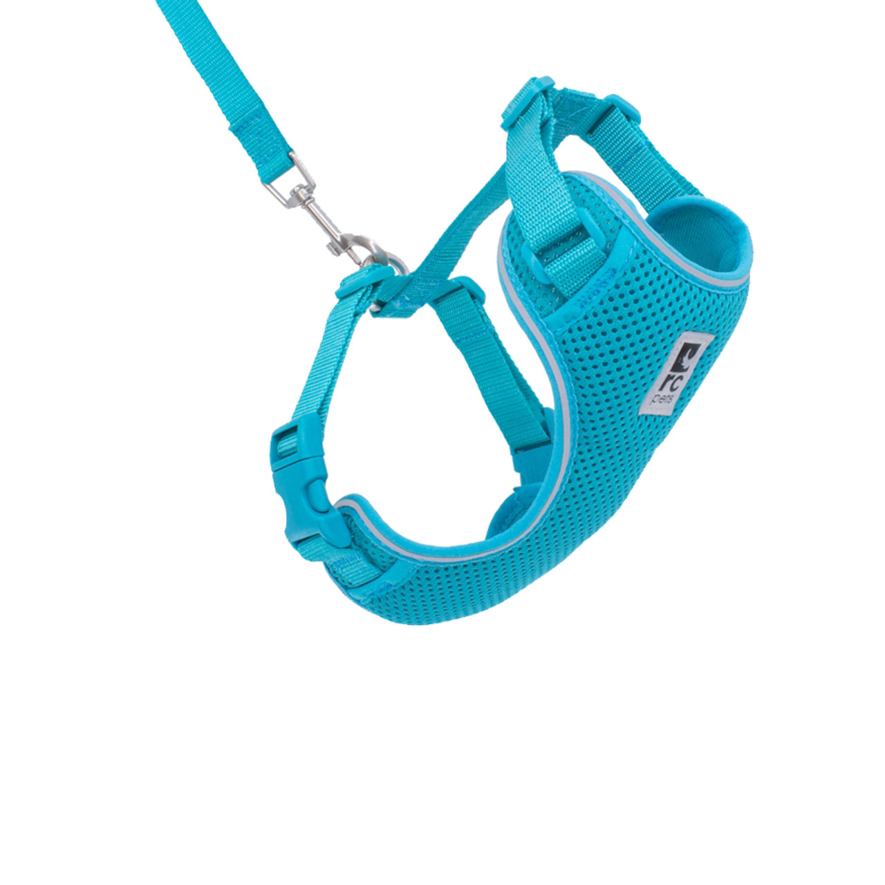 RC Pets Adventure Kitty Cat Harness - Teal