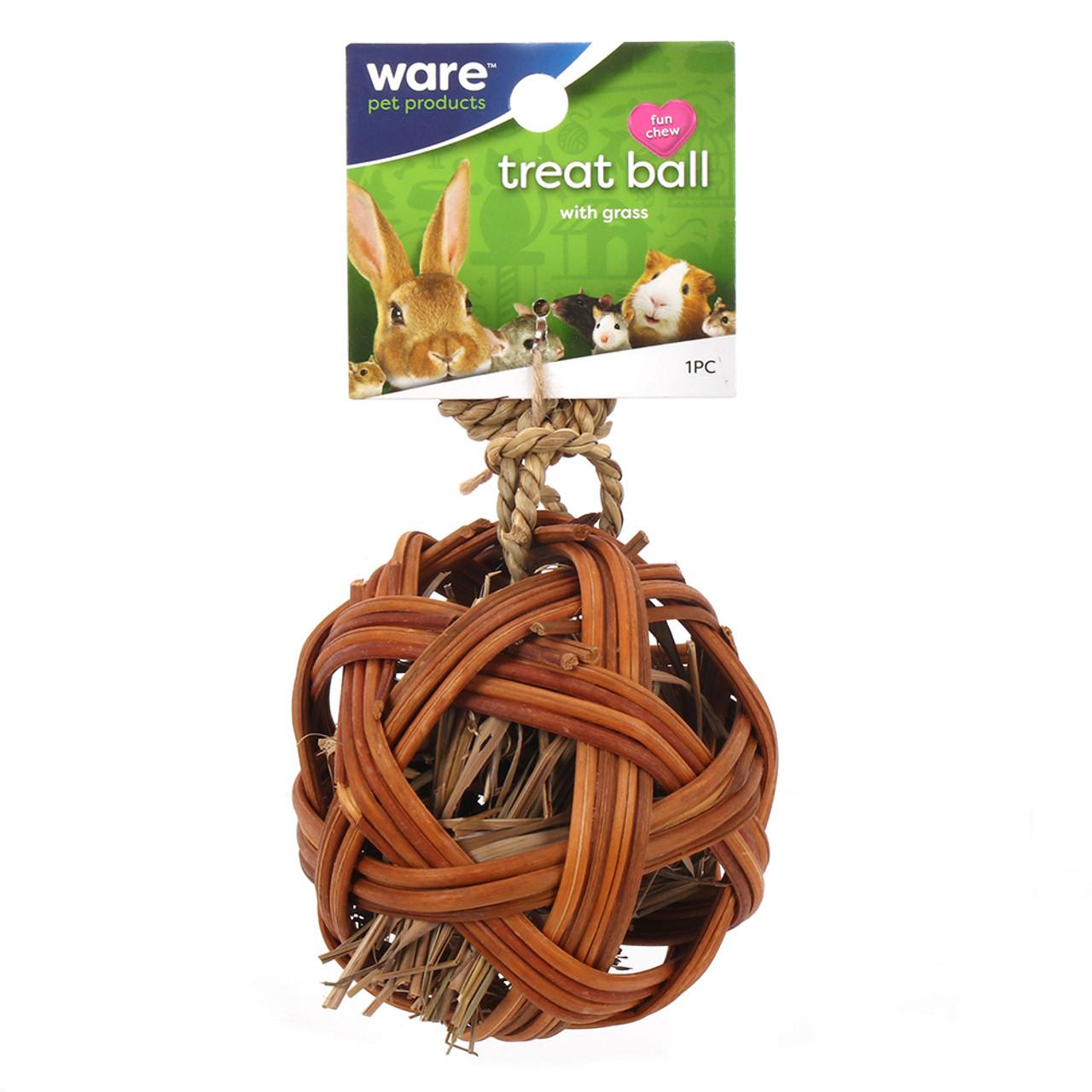 Ware Edible Small Animal Treat Ball