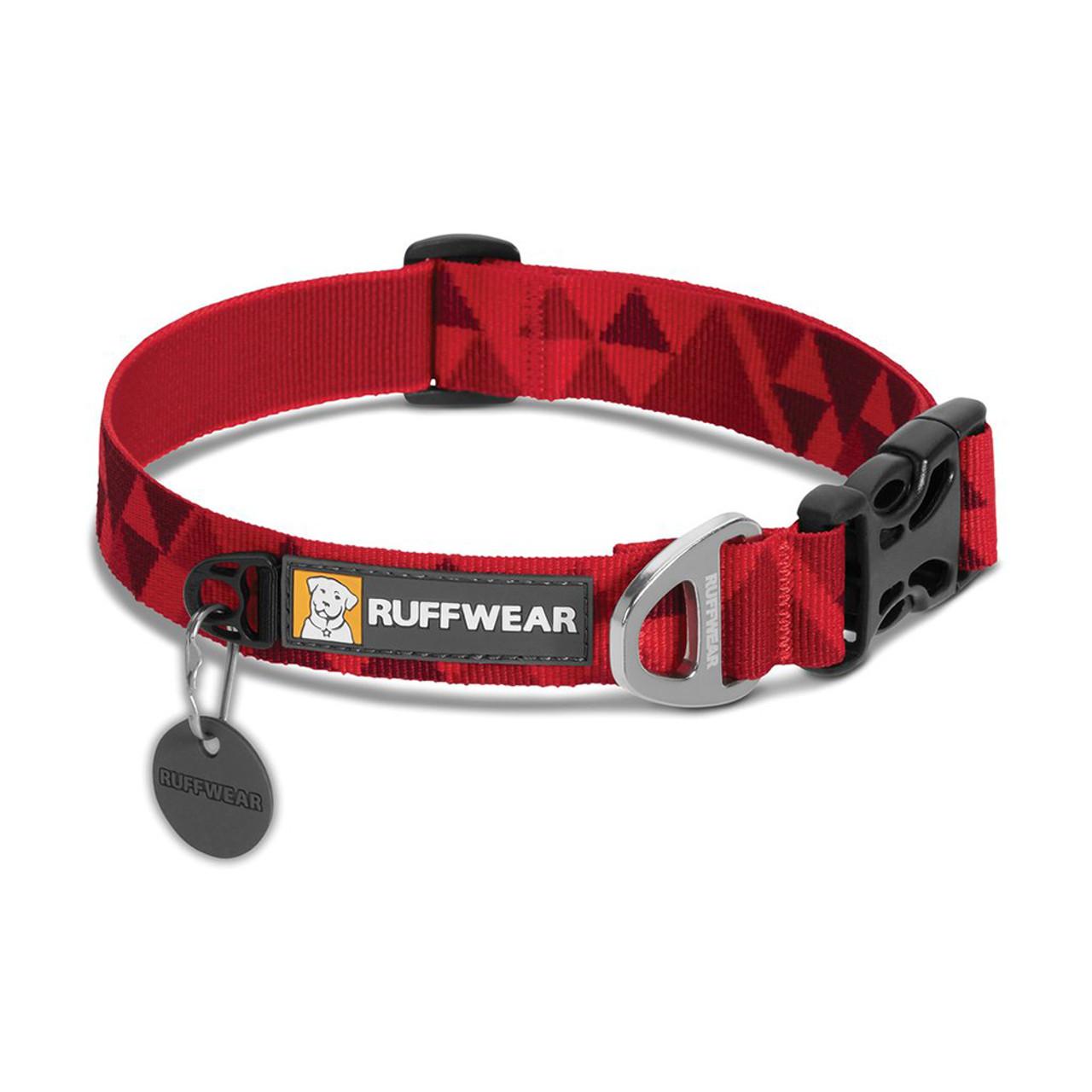 RuffWear Hoopie Red Butte Dog Collar