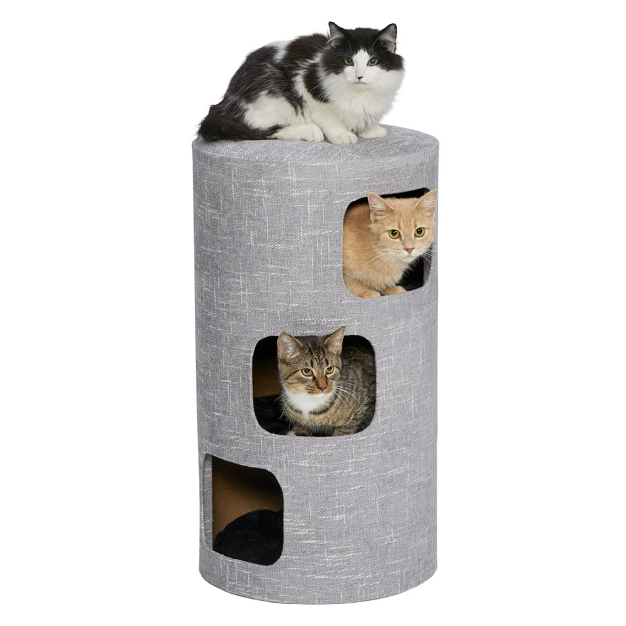 Feline Nuvo Nova 3-Story Cat Condo