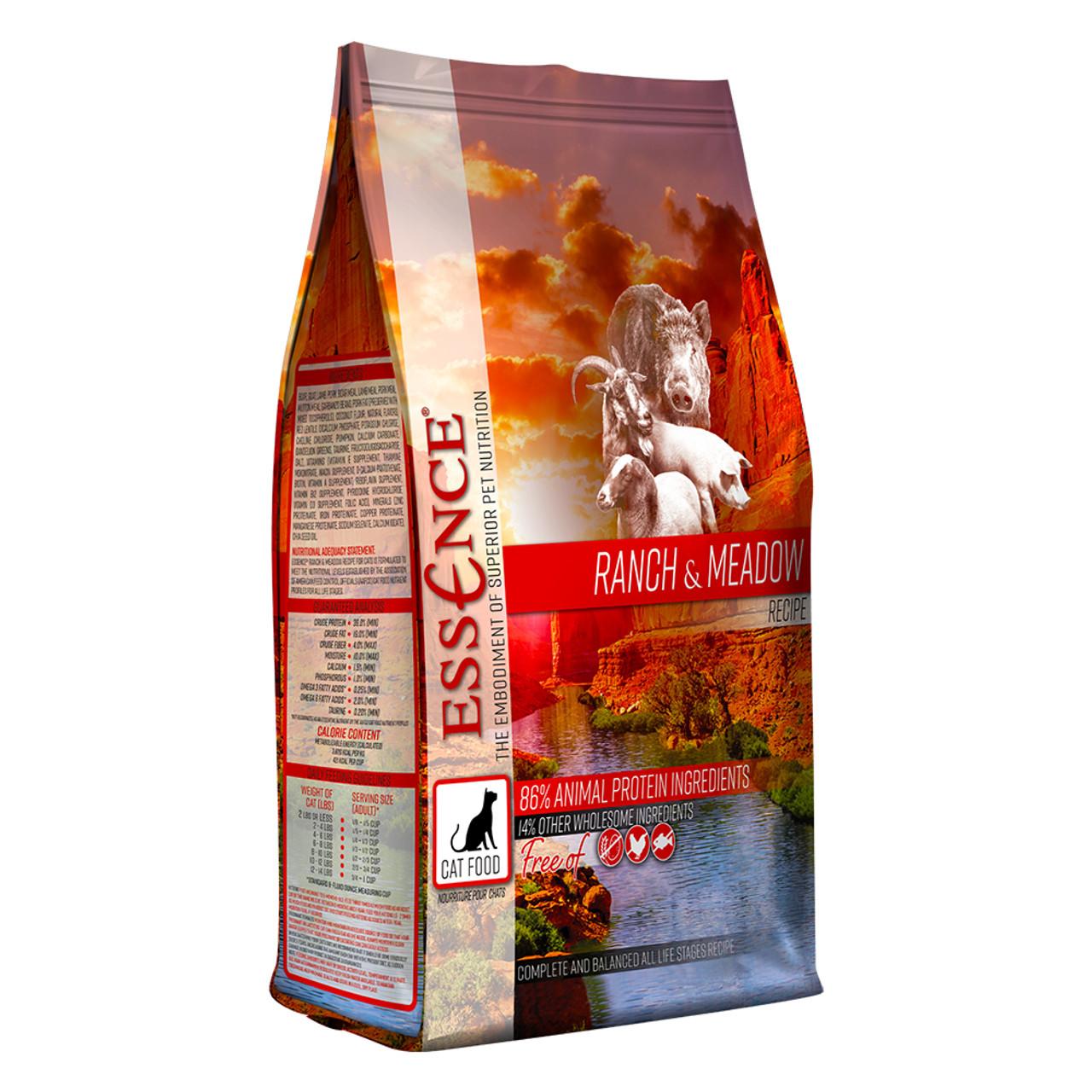 Essence Ranch & Meadow Recipe Dry Cat Food