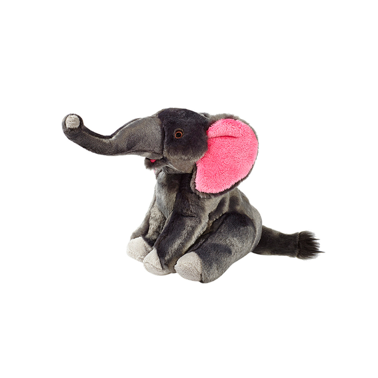 Fluff & Tuff Edsel Elephant Plush Dog Toy