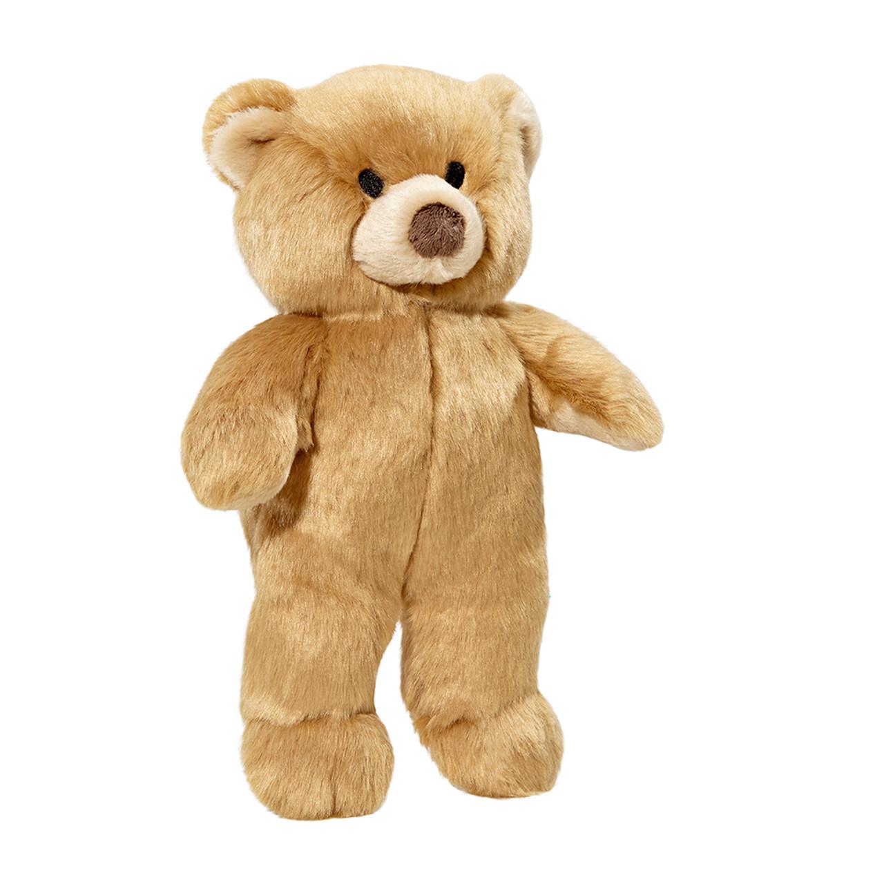 Fluff & Tuff Mr. Honey Bear Plush Dog Toy